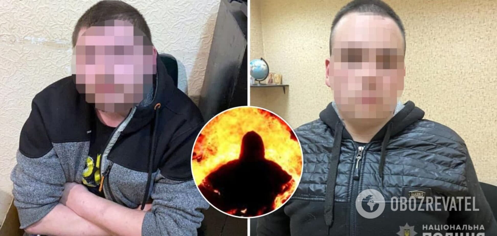 Страшна помста: у Києві заживо спалили безхатченка нібито через дитину. Фото, відео