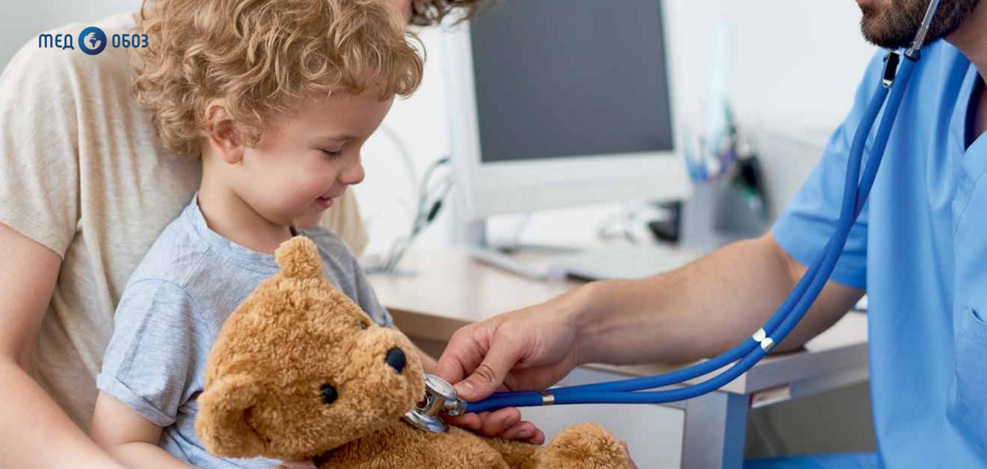 Острые респираторные вирусные инфекции у детей: особенности терапии