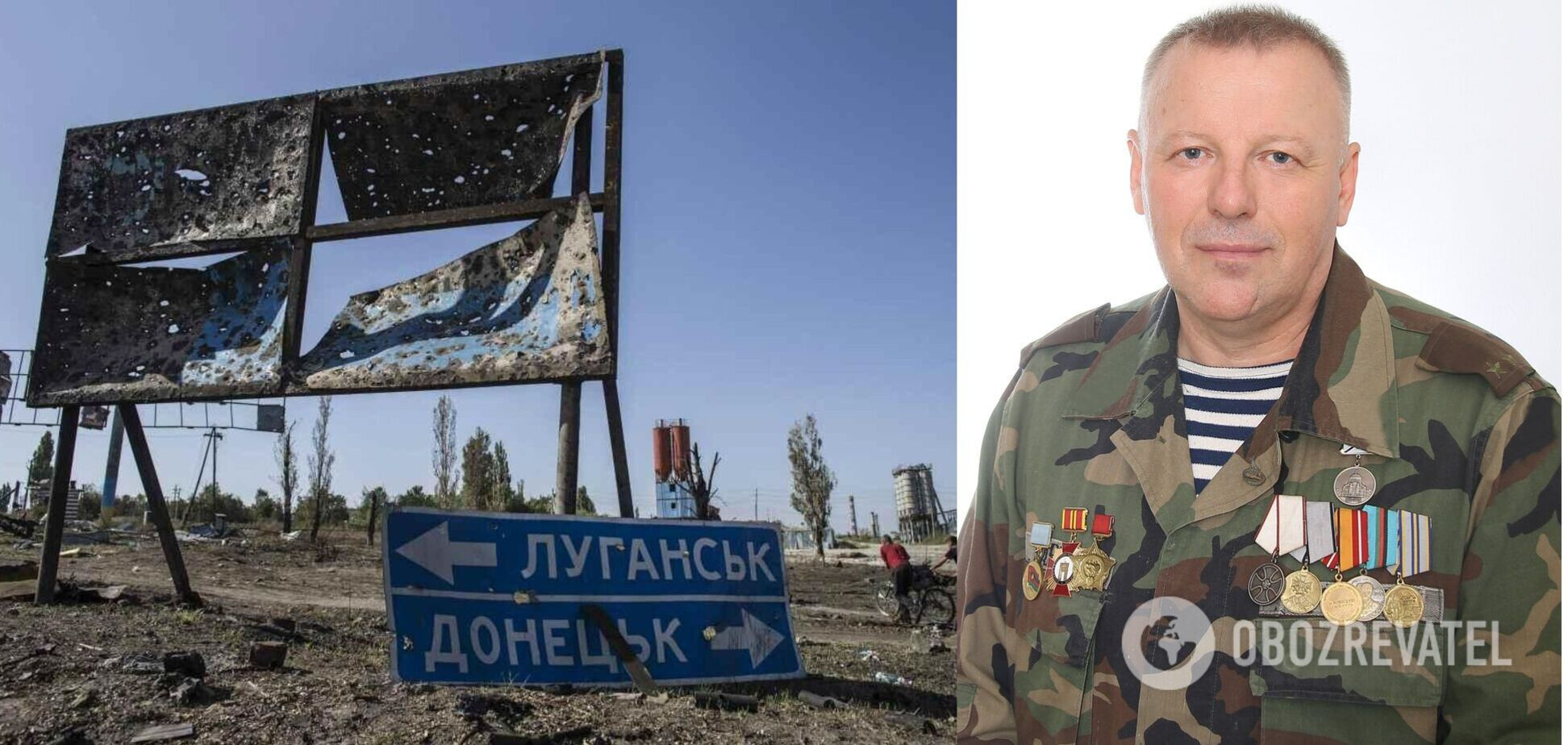 Российский ветеран, у которого друг потерял сына-'киборга', зарекся воевать с Украиной: опубликован манифест