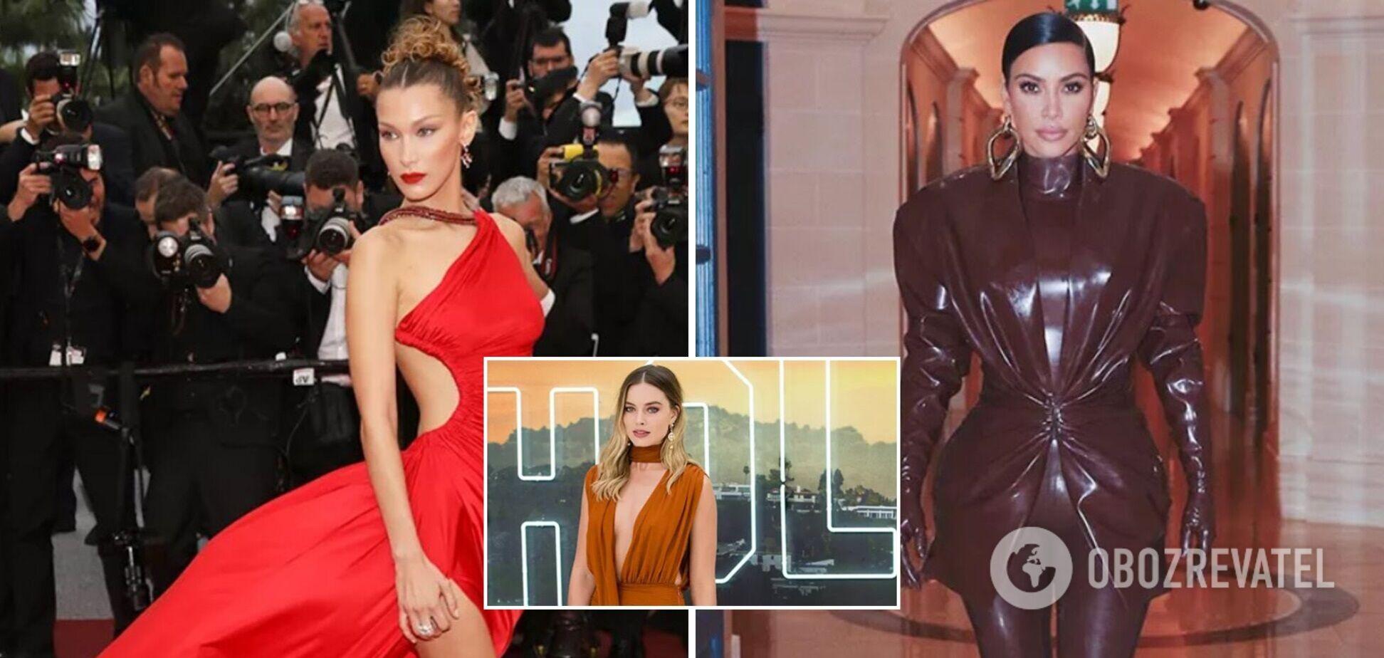 У мережі порівняли фото зірок в купальнику і вечірніх сукнях: опубліковані унікальні кадри