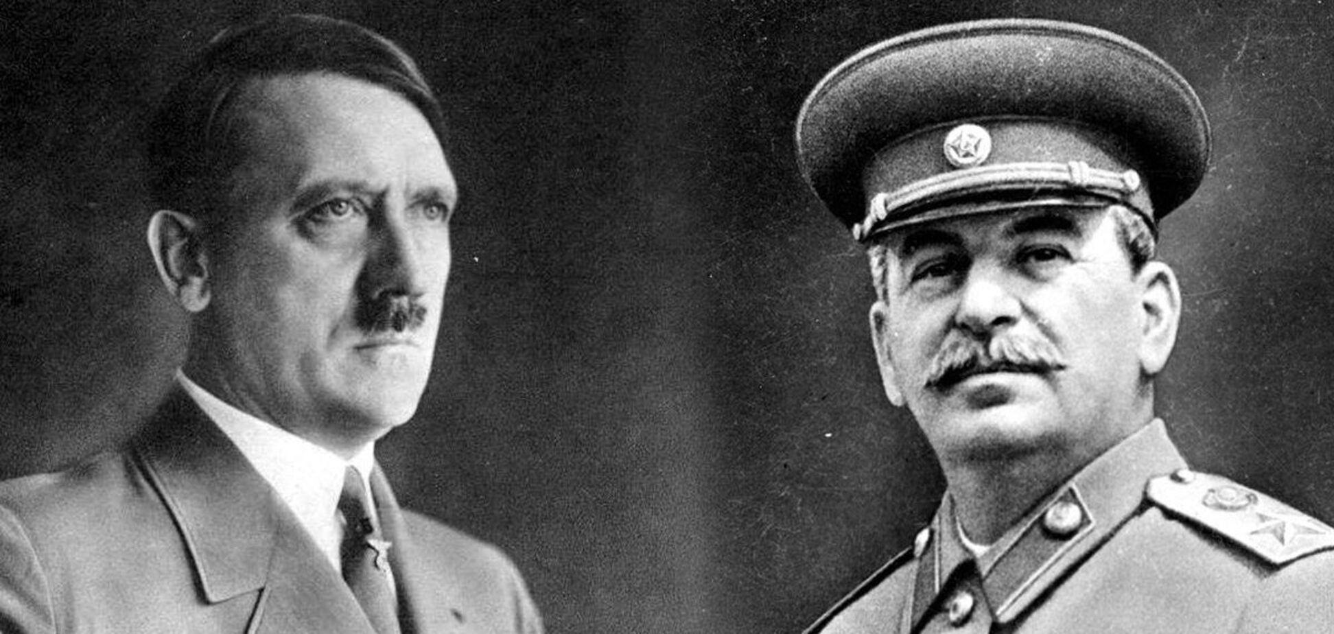 Історик заявив, що Сталін готувався 'встромити сокиру в спину' Гітлеру