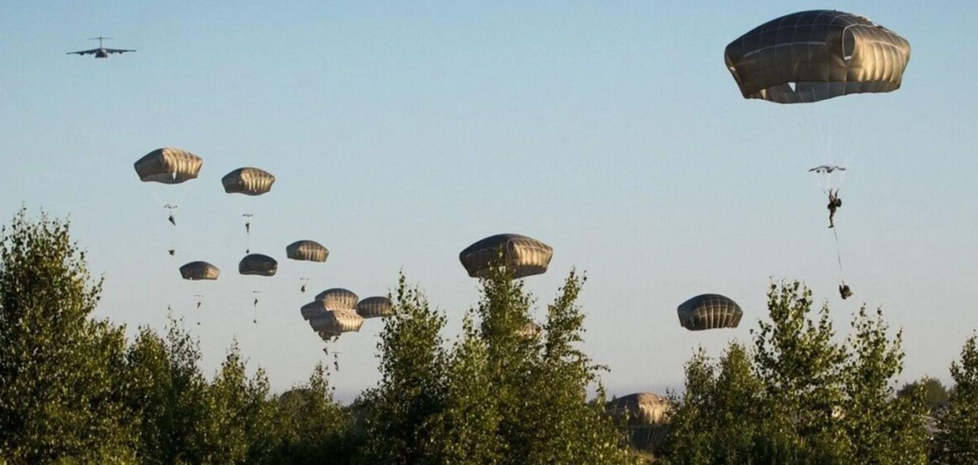 Американские десантники высадились в Эстонии