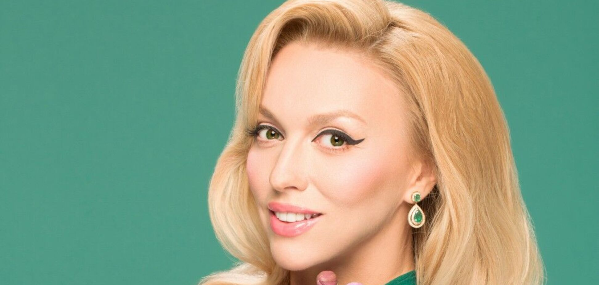 У мережі показали, який вигляд мала Полякова в 20 років
