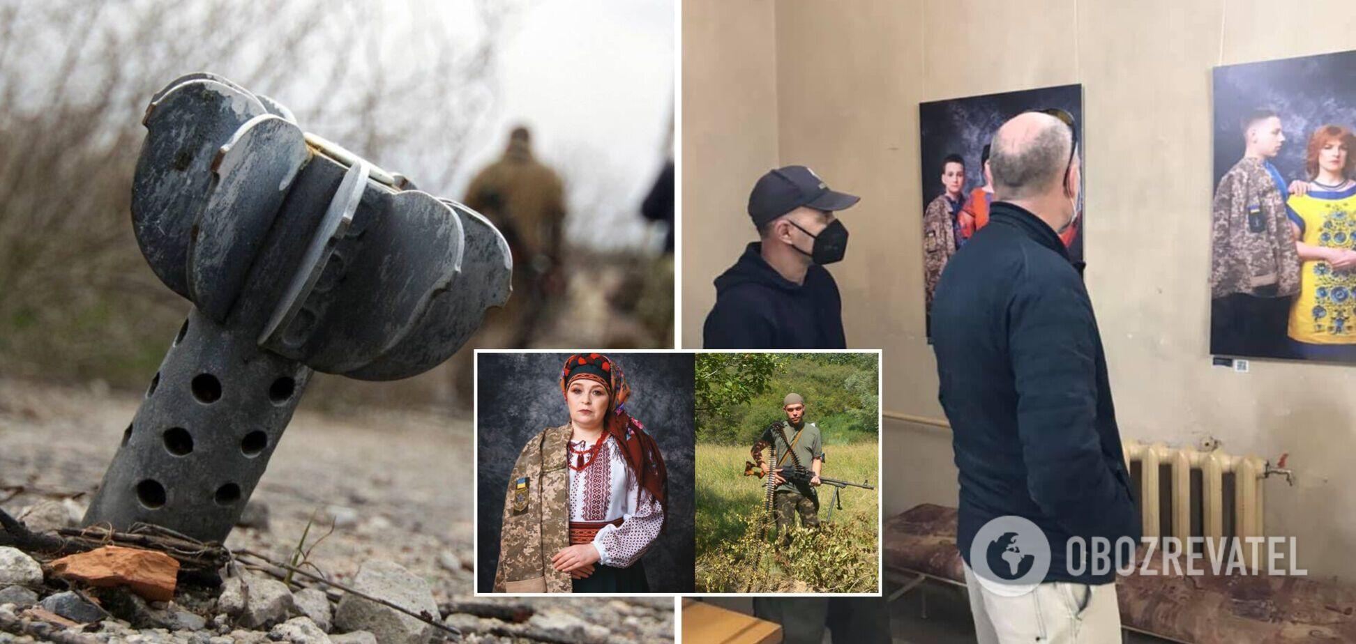 Потери Украины на Донбассе