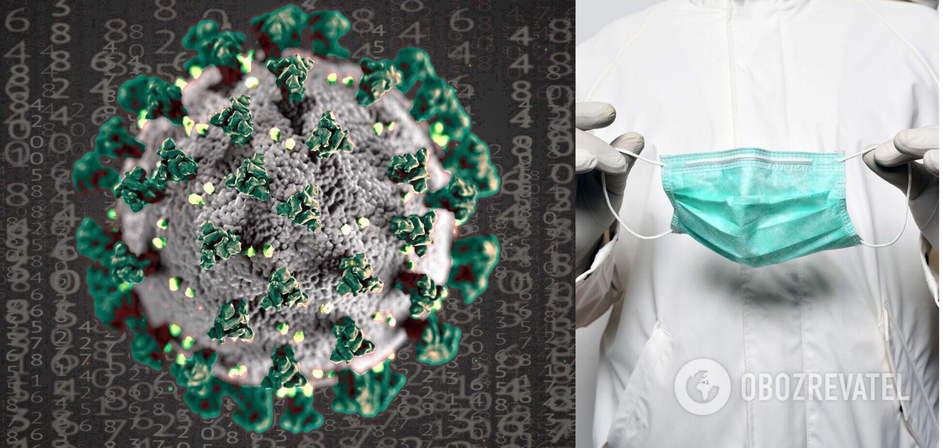 В Украине коронавирусом за сутки заболели почти 9 тысяч человек