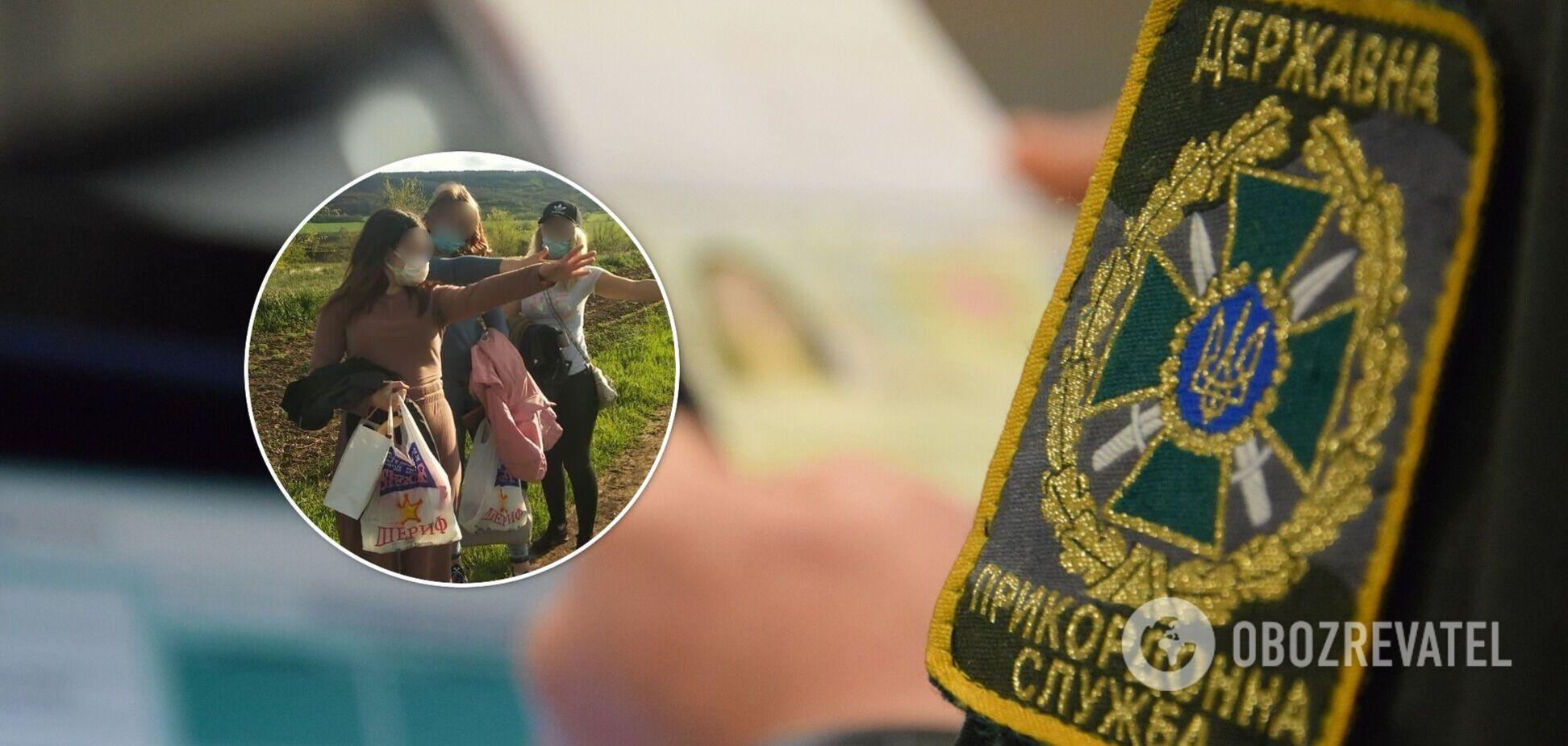 На Одещині затримали громадянок Молдови та Росії, які незаконно потрапили в Україну