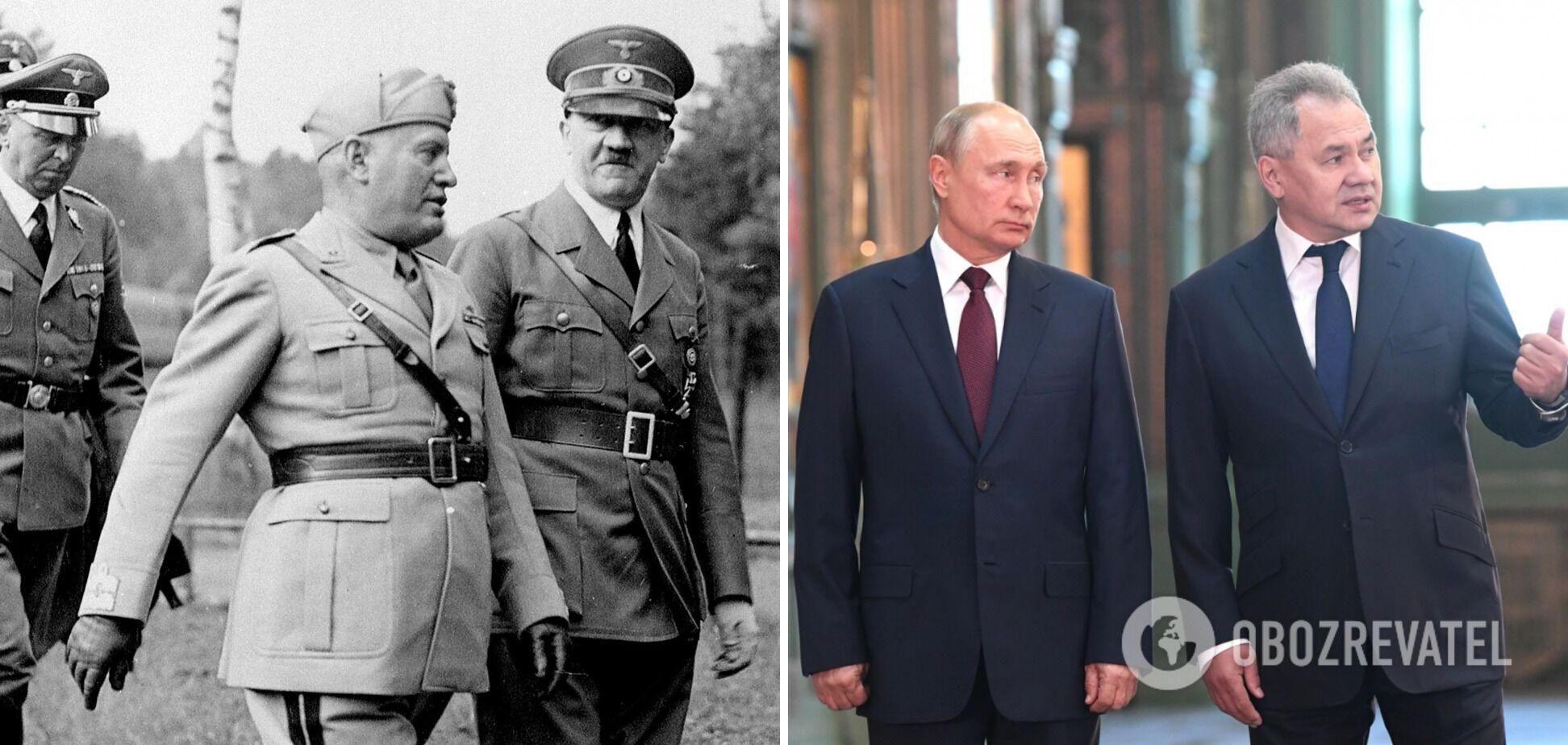 Победили Гитлера – победим и Путина