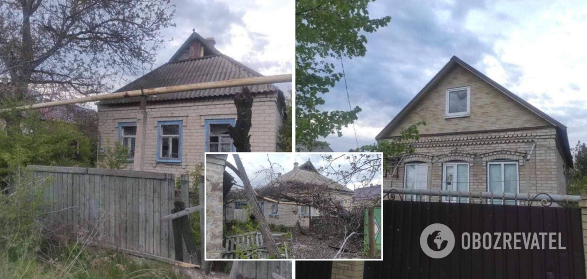 Бойовики обстріляли житлові райони Мар'їнки