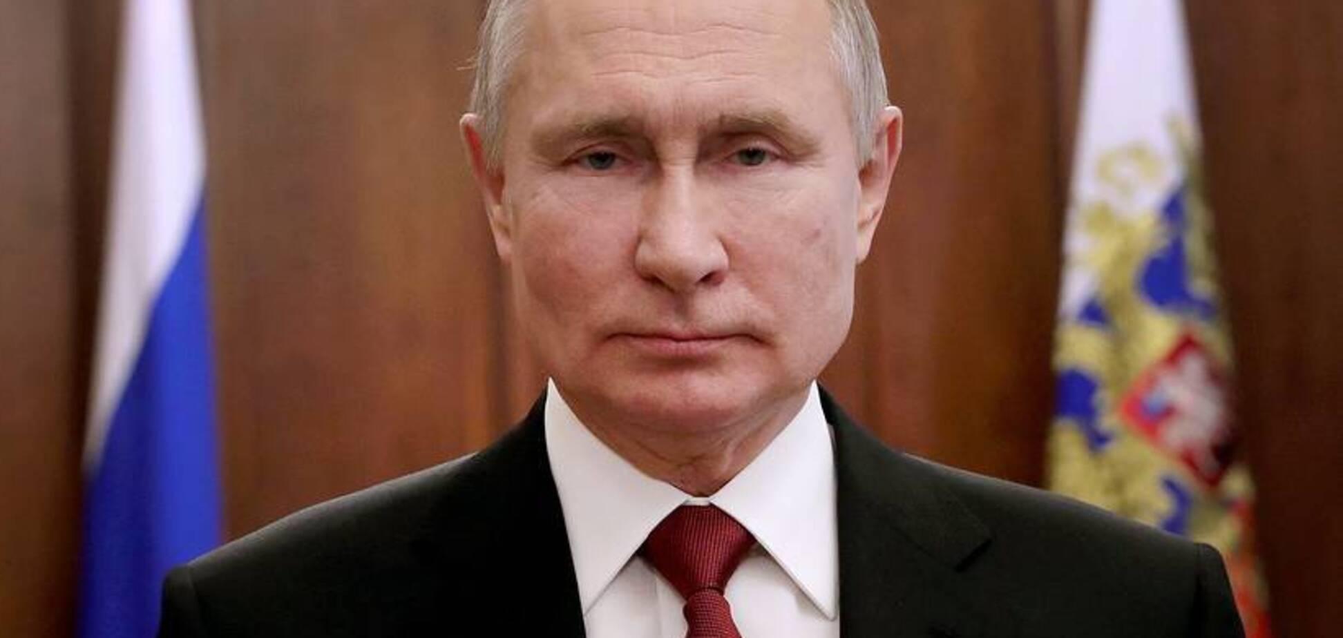Путин поздравил украинцев с годовщиной победы над нацизмом, проигнорировав Зеленского