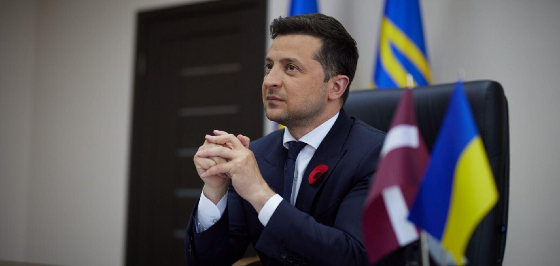 Зеленський підписав Декларацію про європейську перспективу України з президентом Латвії