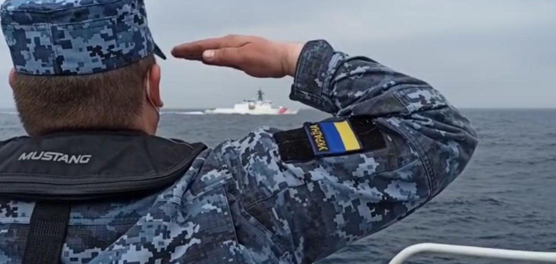 США й Україна провели спільні навчання в Чорному морі: РФ втрутилася