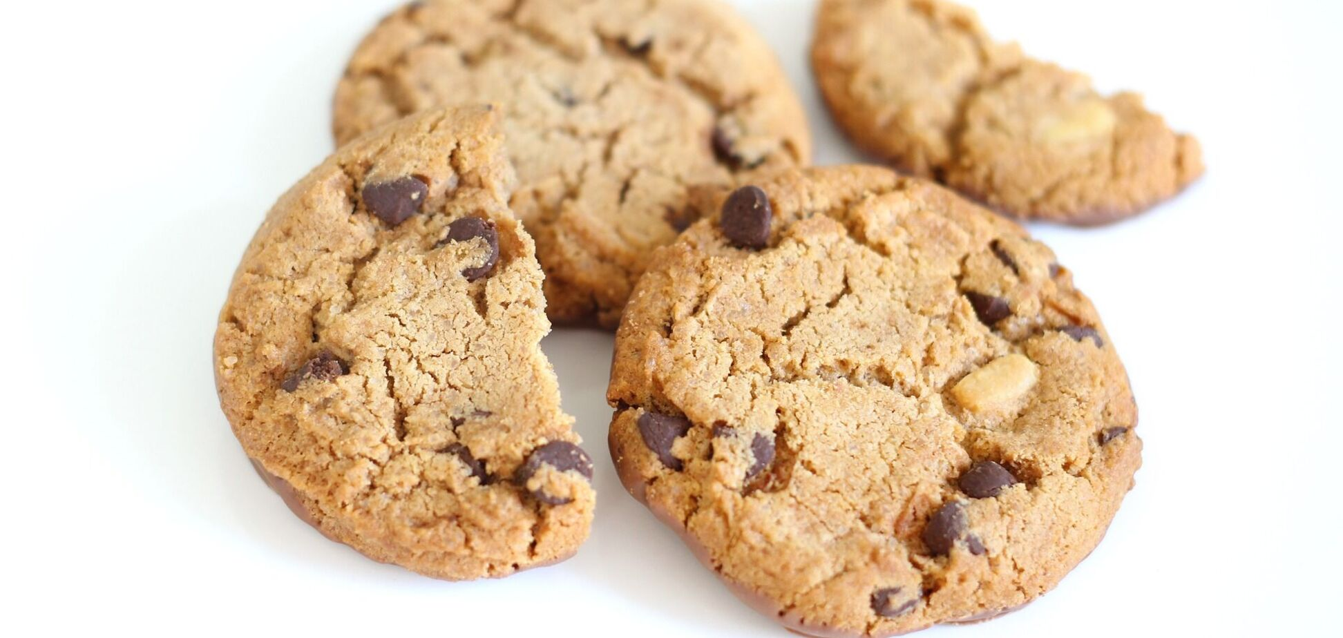Шоколадне домашнє печиво