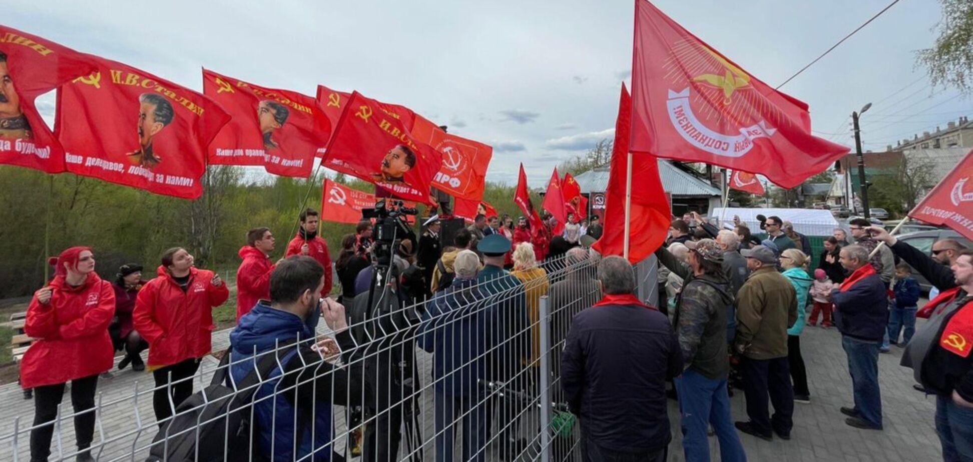 У російському місті Бор у Нижньогородській області зібралися побудувати Сталін-центр