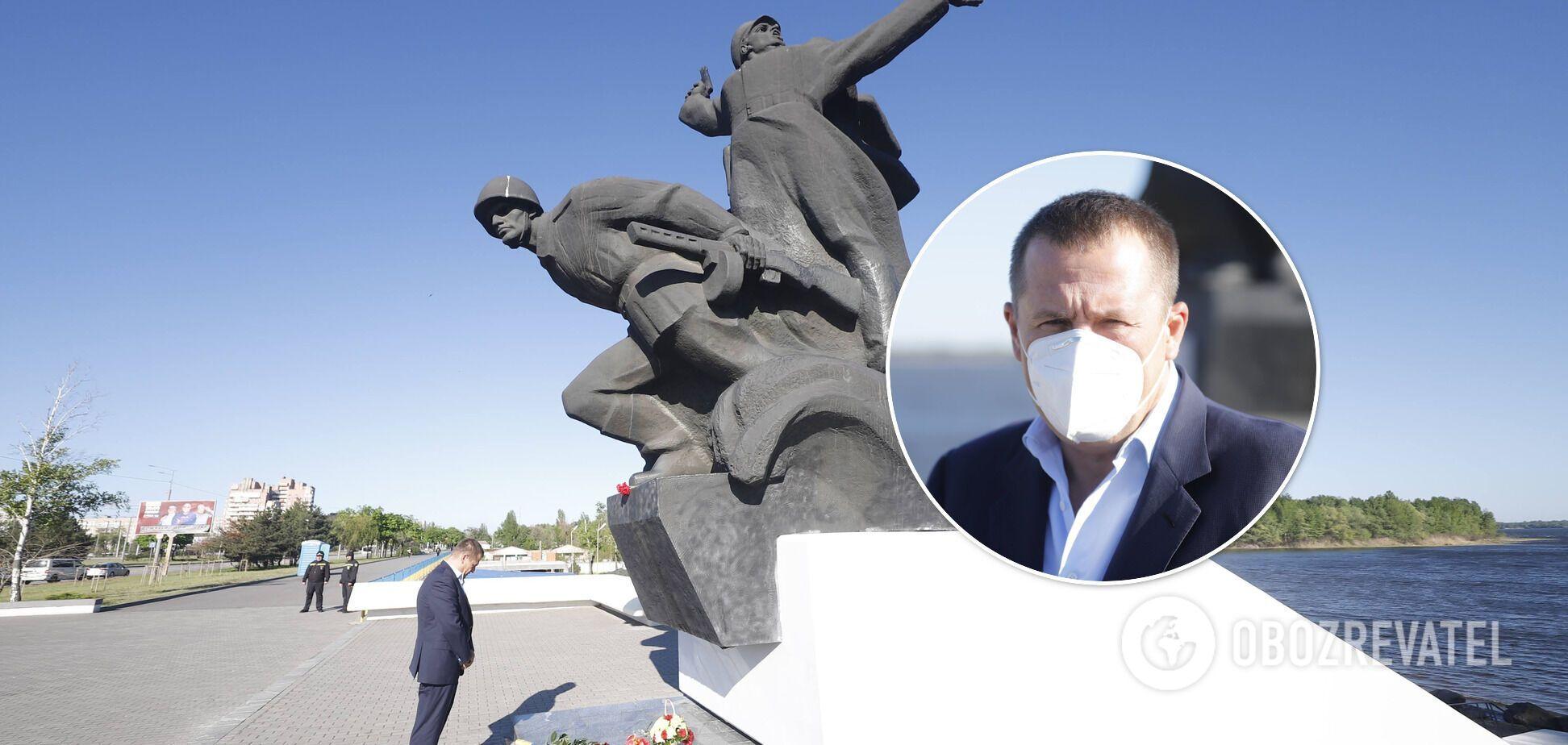 Борис Філатов про День Перемоги: 'Це свято має бути без партійних прапорів і спекуляцій'