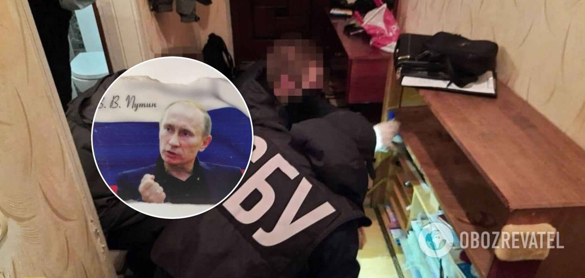 На Закарпатье по заказу РФ распространяли антивенгерские листовки: злоумышленников задержала СБУ. Фото