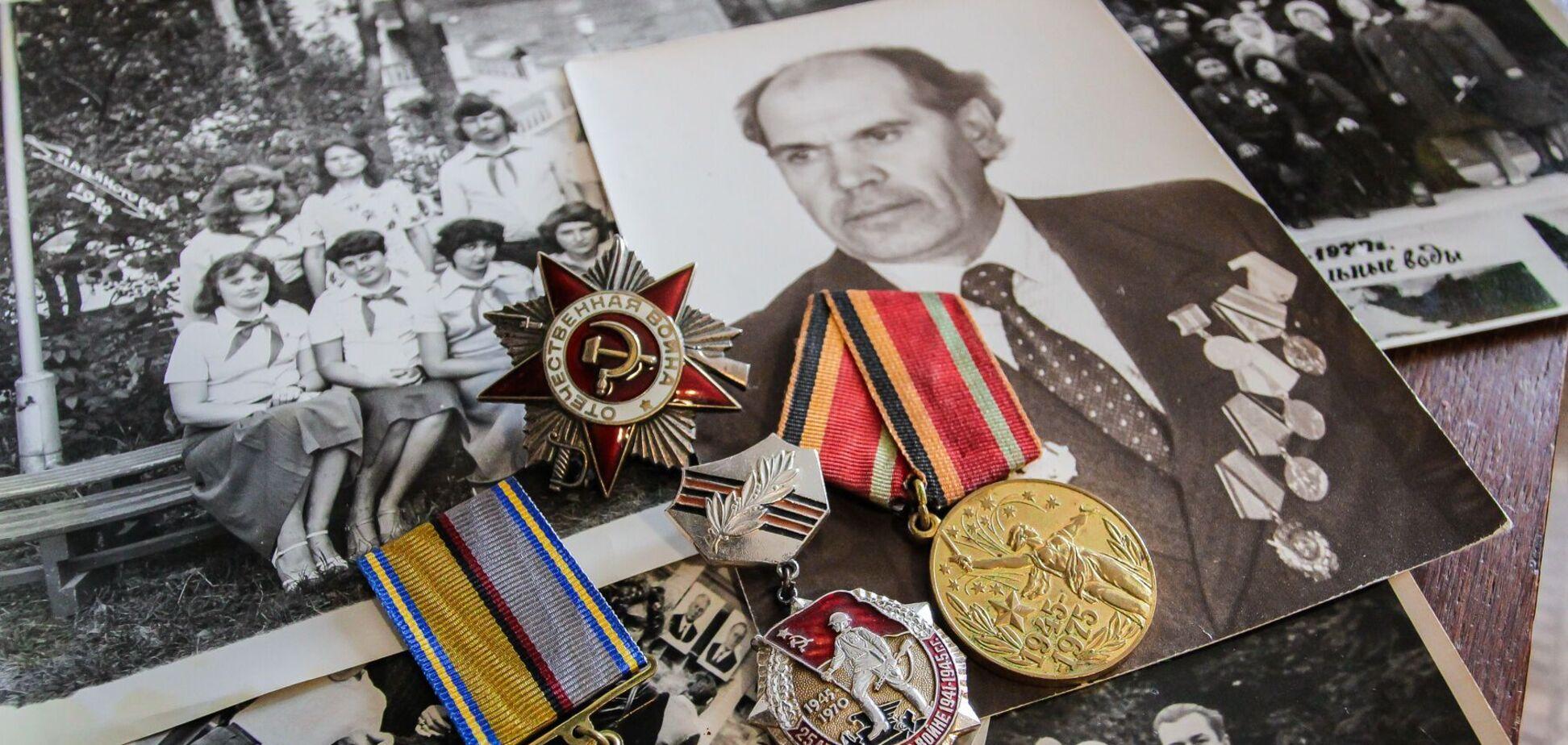 Ветеранів на Донбасі привітали благодійники і спортсмени