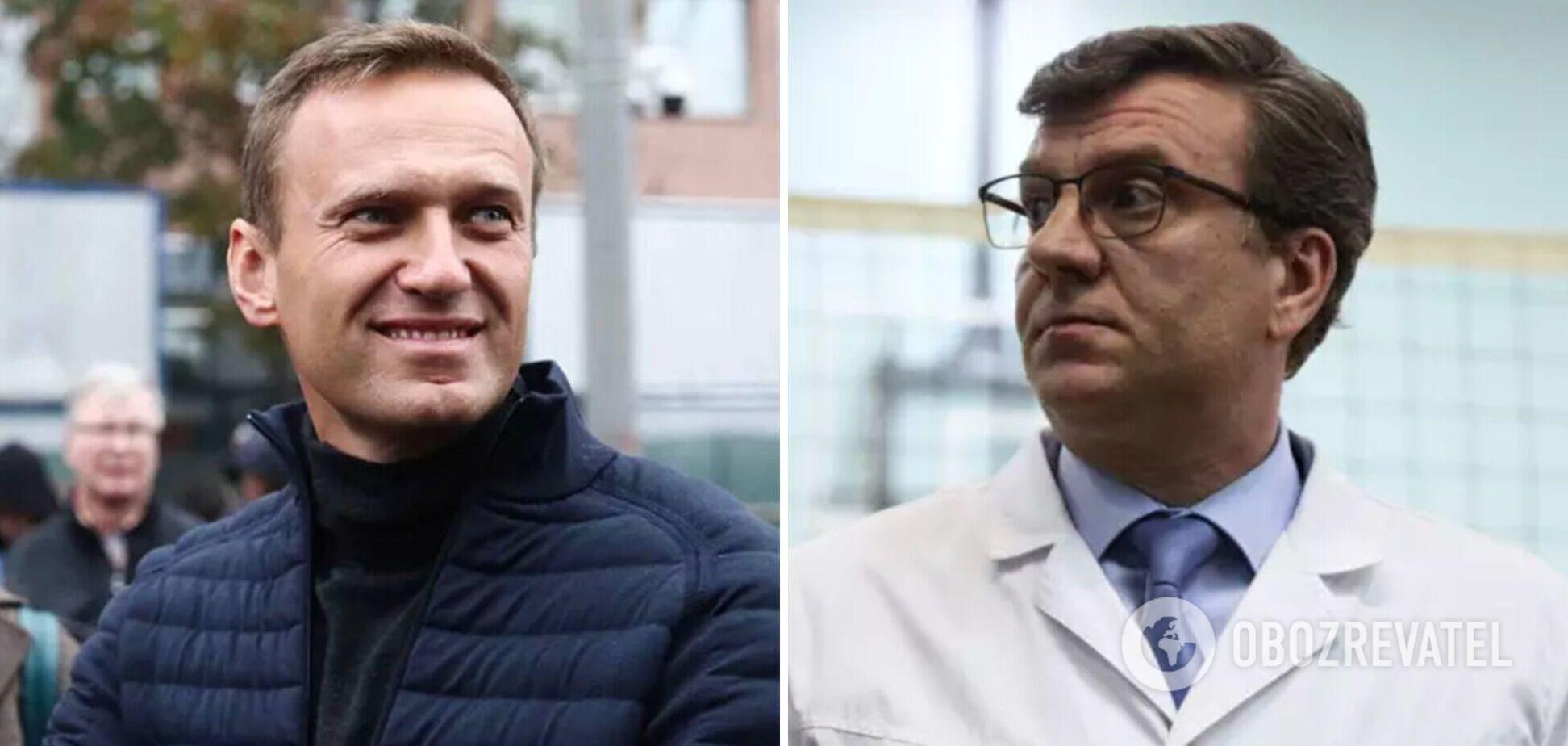 Александр Мураховский был главврачом больницы, куда после отравления доставили оппозиционера Алексея Навального