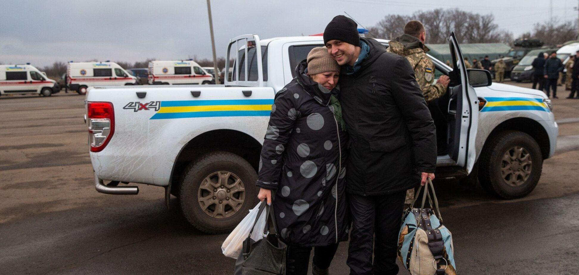 Последний большой обмен пленными состоялся в декабре 2019 года
