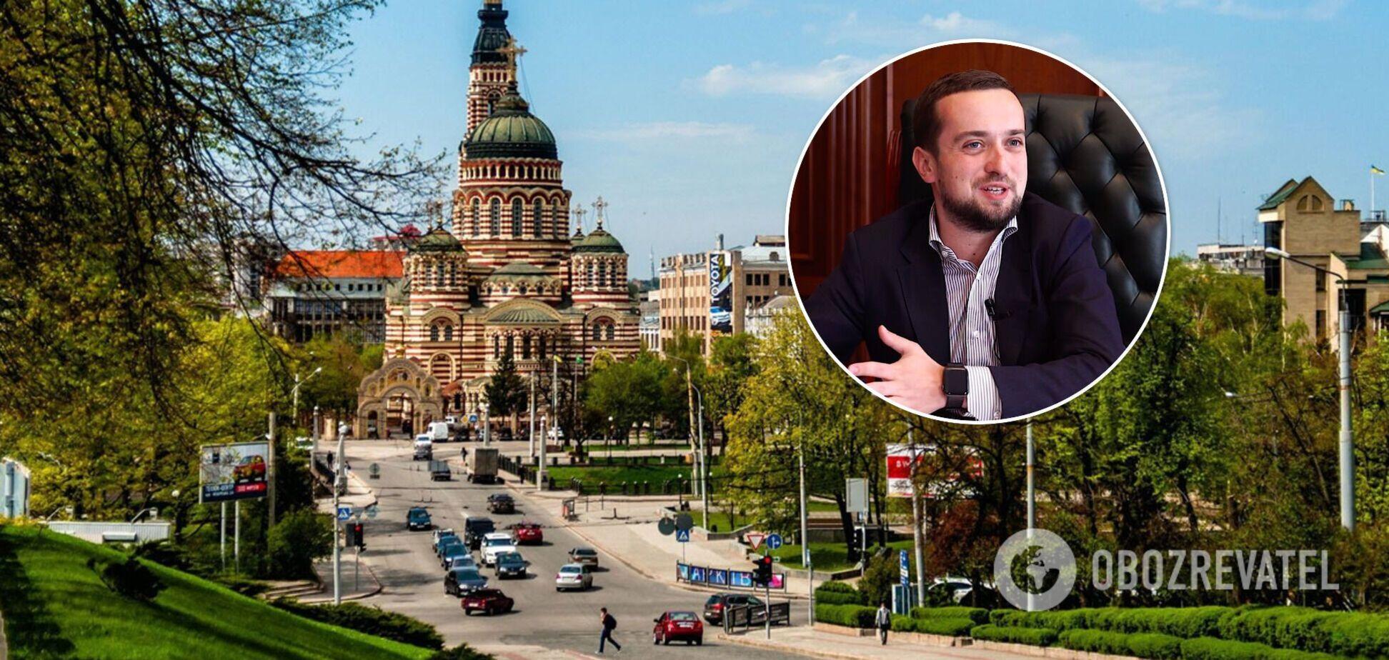 В ОП заявили, что мэр Харькова должен быть проукраинским