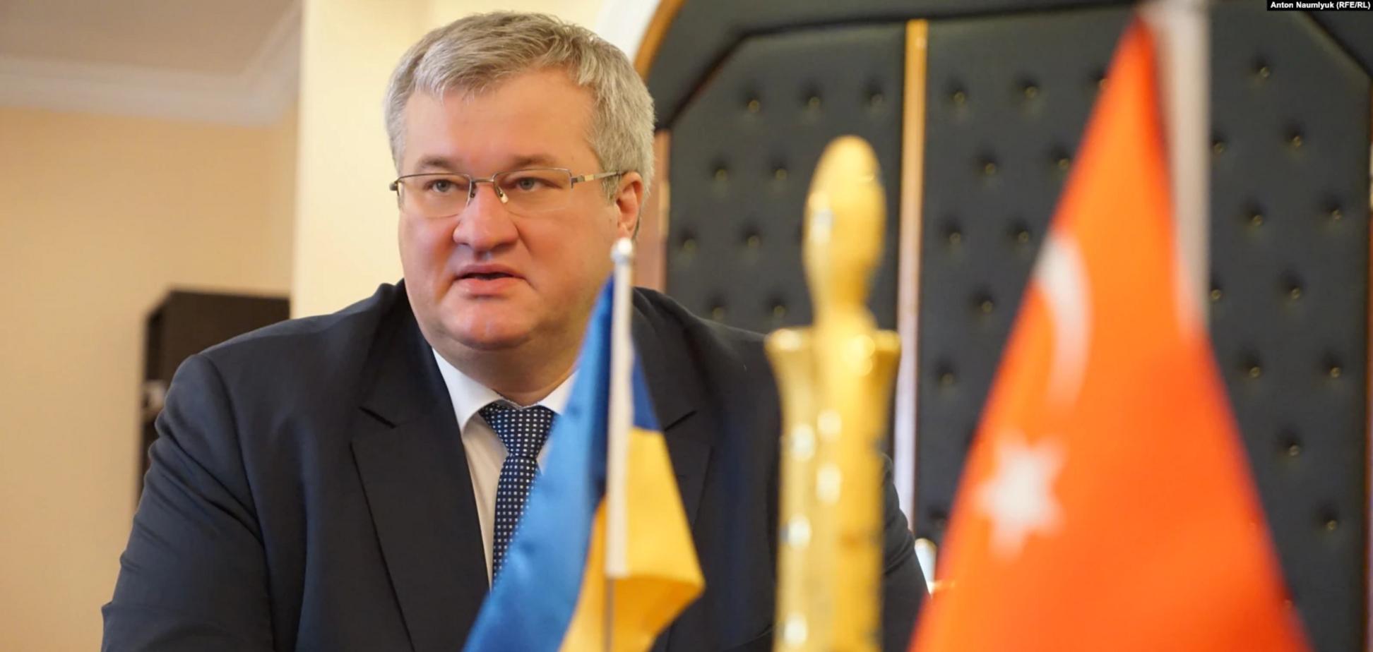 Сибіга зосередиться на питаннях зовнішньої політики