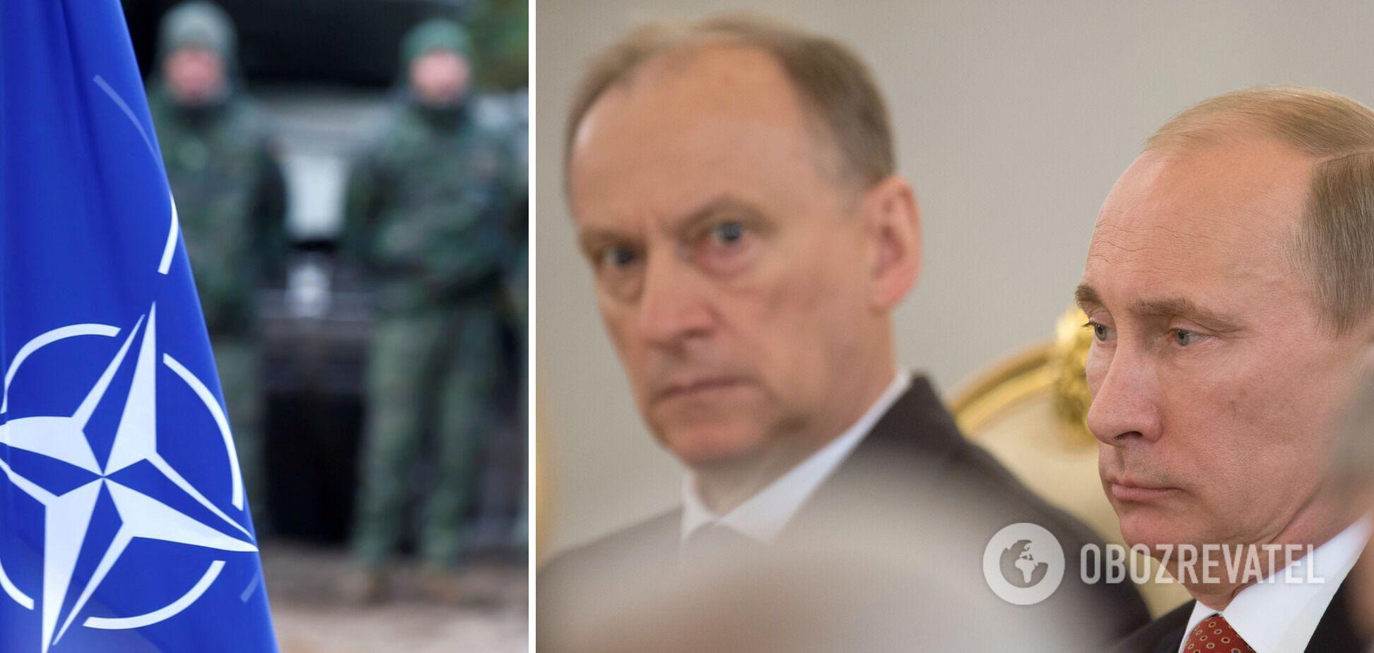 Фантазії Кремля про 'вторгнення НАТО' можуть призвести до справжньої війни