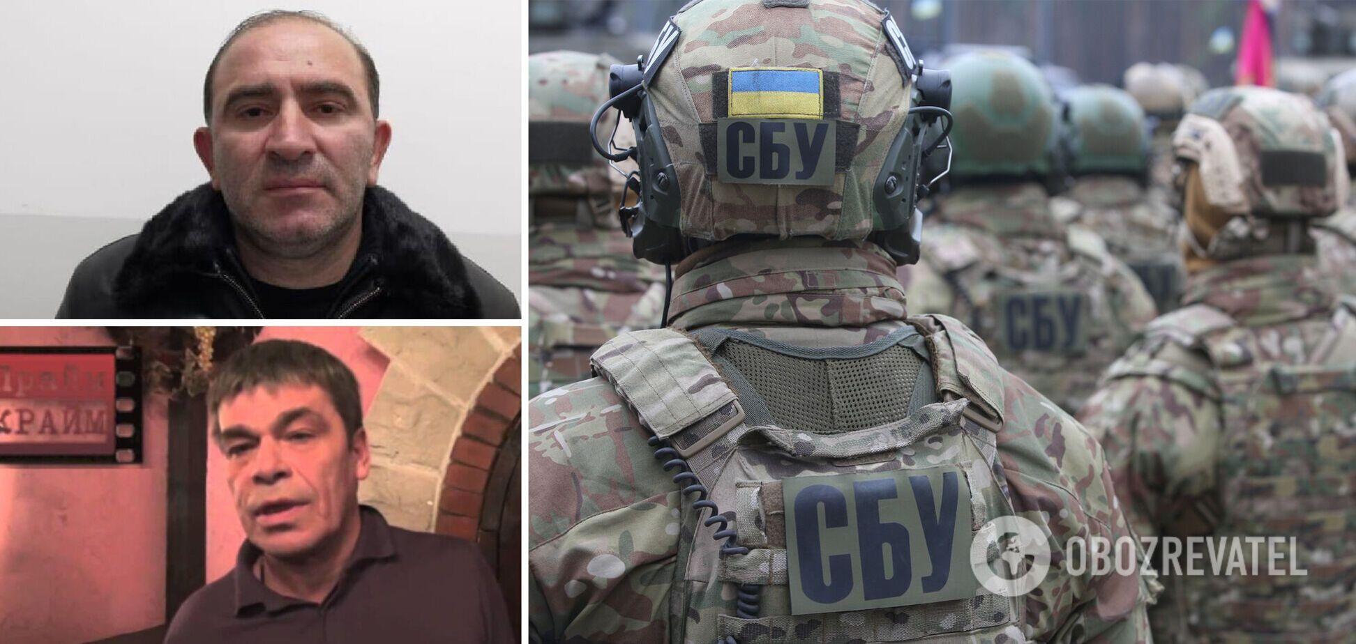 На Львівщині затримали ще двох злодіїв у законі із санкційного списку РНБО – ЗМІ