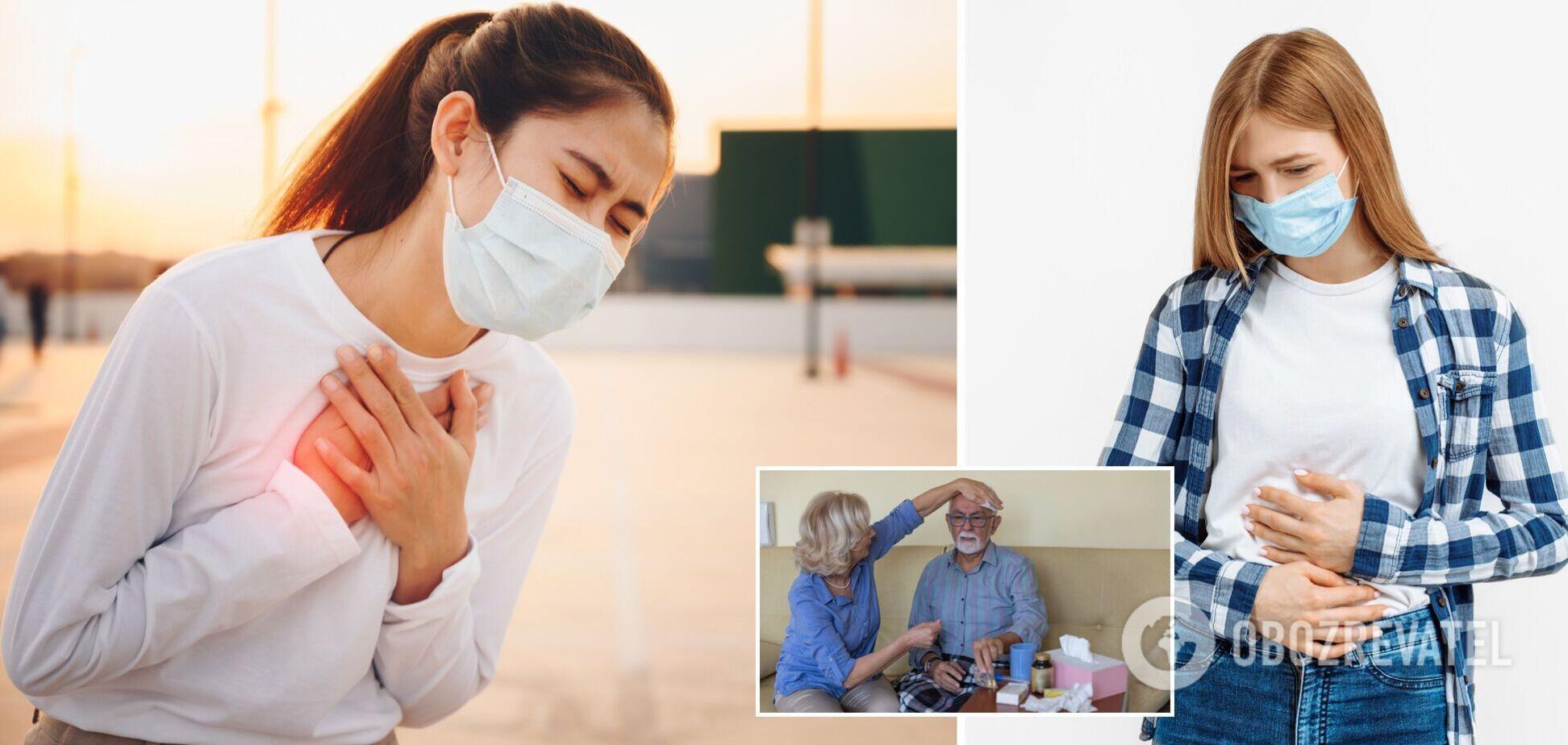 Вчені з'ясували, як за рік змінилися симптоми COVID-19