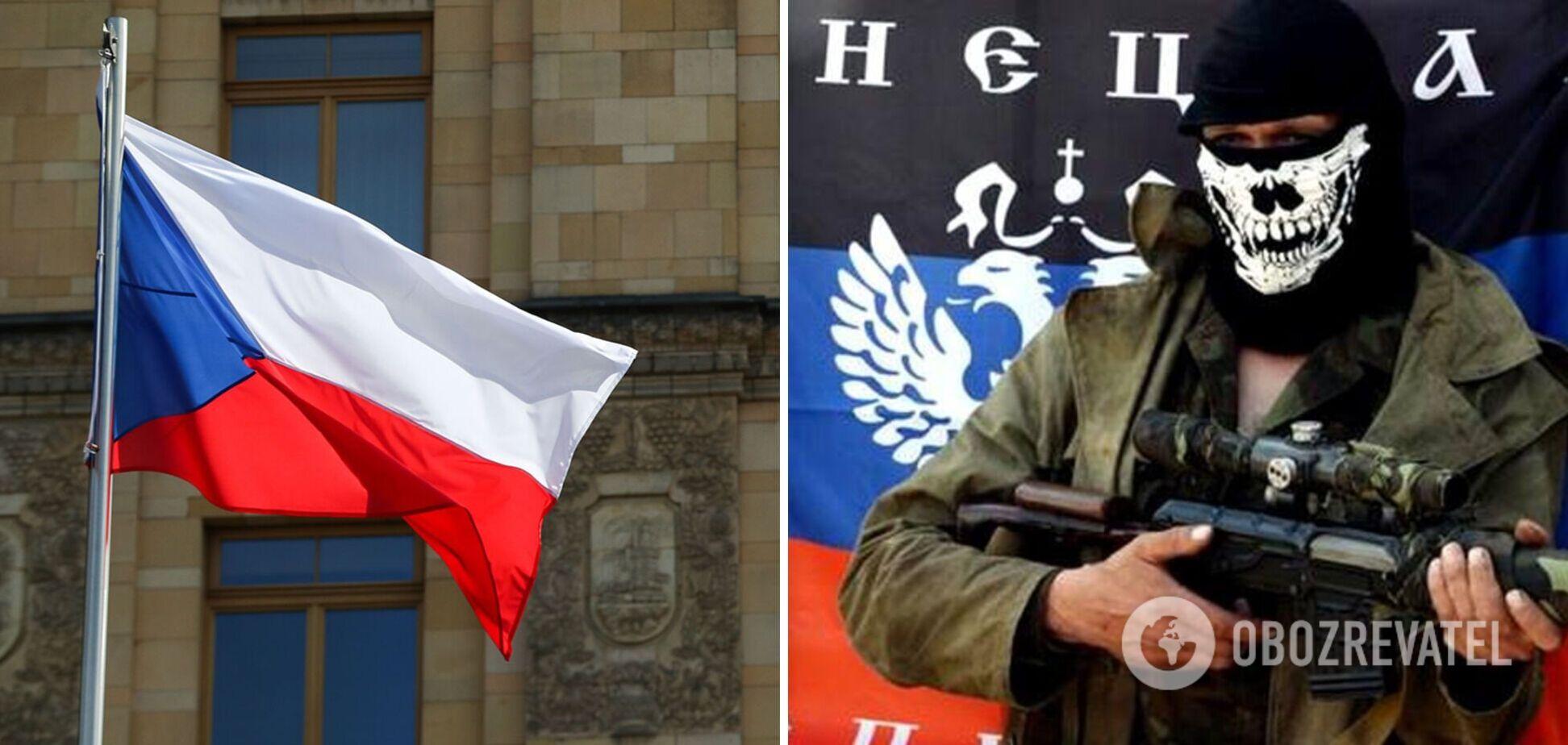 В Чехии мужчину приговорили к 20 годам тюрьмы за помощь 'ЛНР'