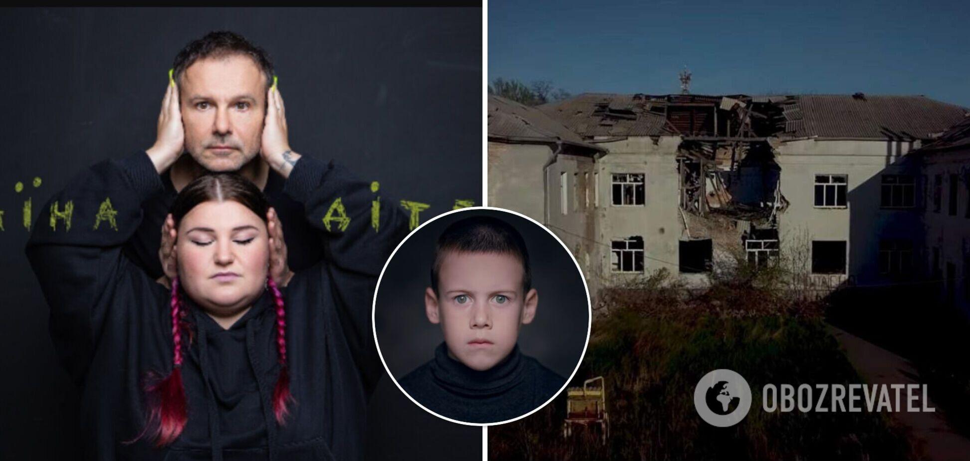 Гурт'Океан Ельзи' і реперкаAlyona Alyona презентували кліп на пісню 'Країна дітей'
