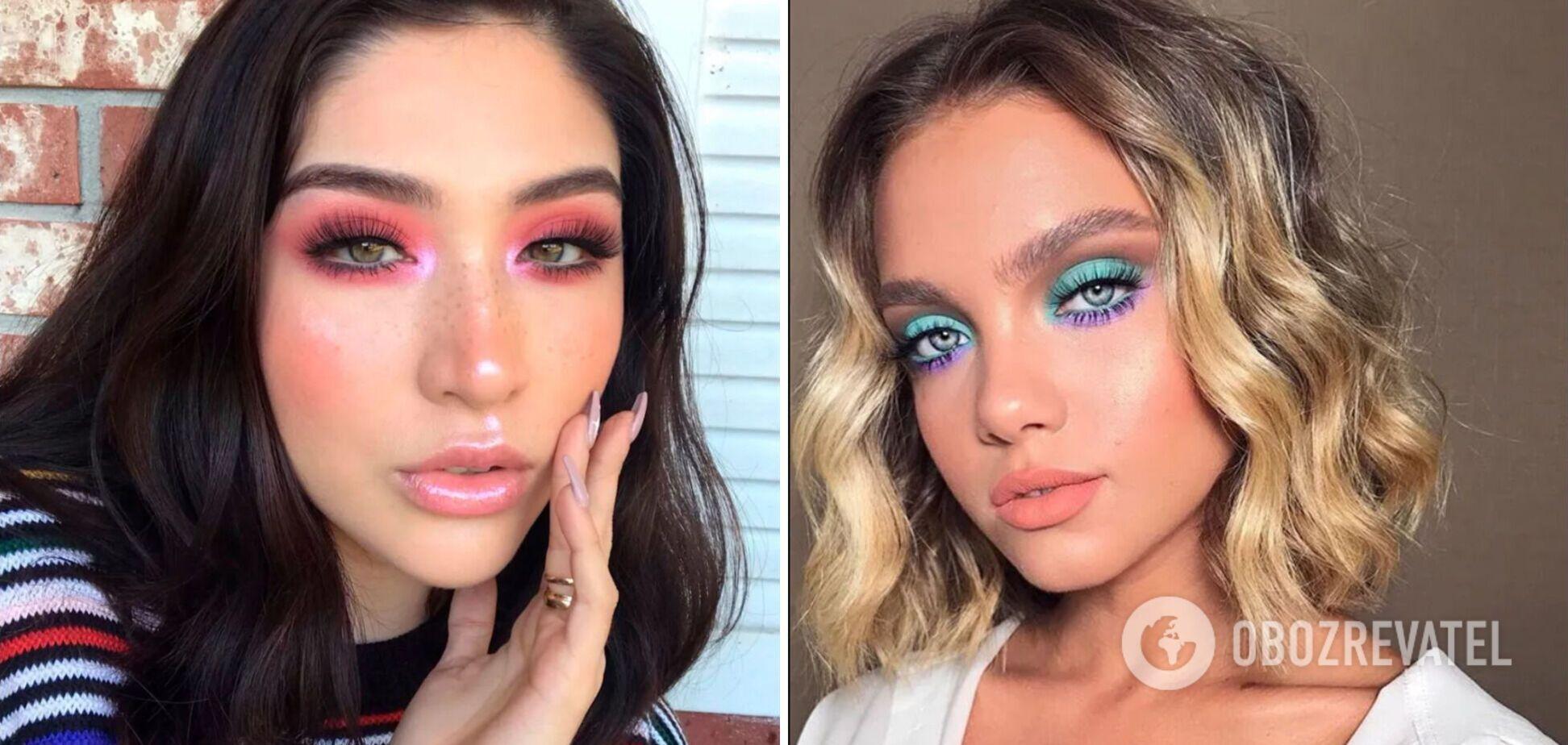 Модный макияж на лето 2021: