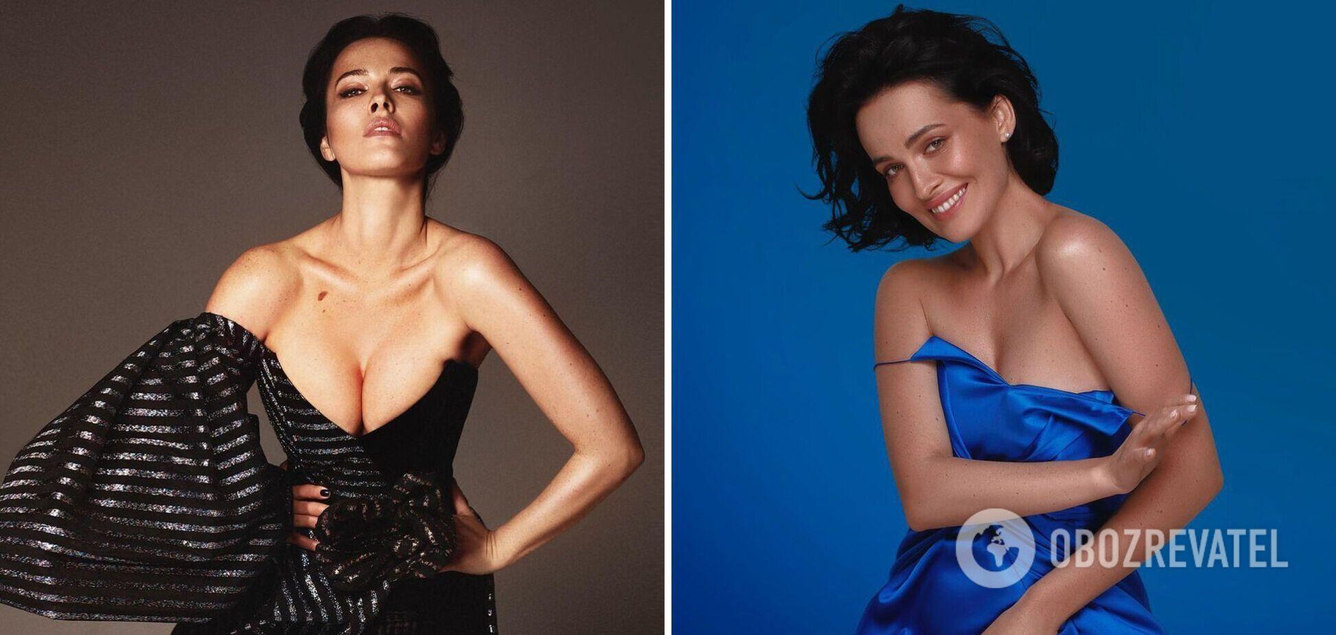 Українська модель і співачка Даша Астаф'єва