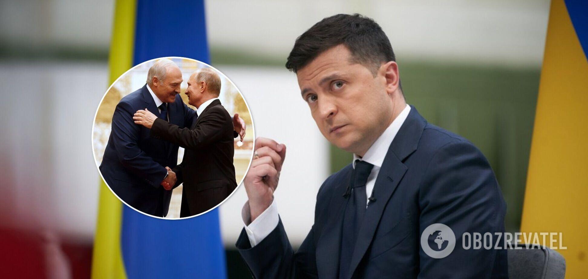 Союзное государство РФ и Беларуси
