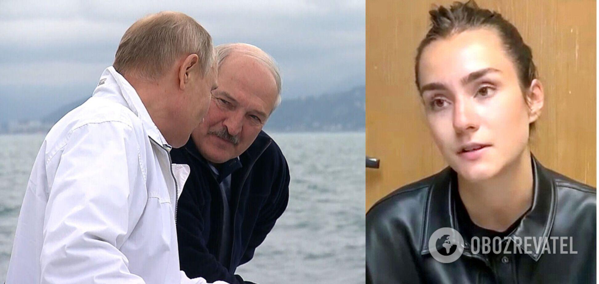Тема Протасевича и Сапеги поднималась на встрече Лукашенко с Путиным