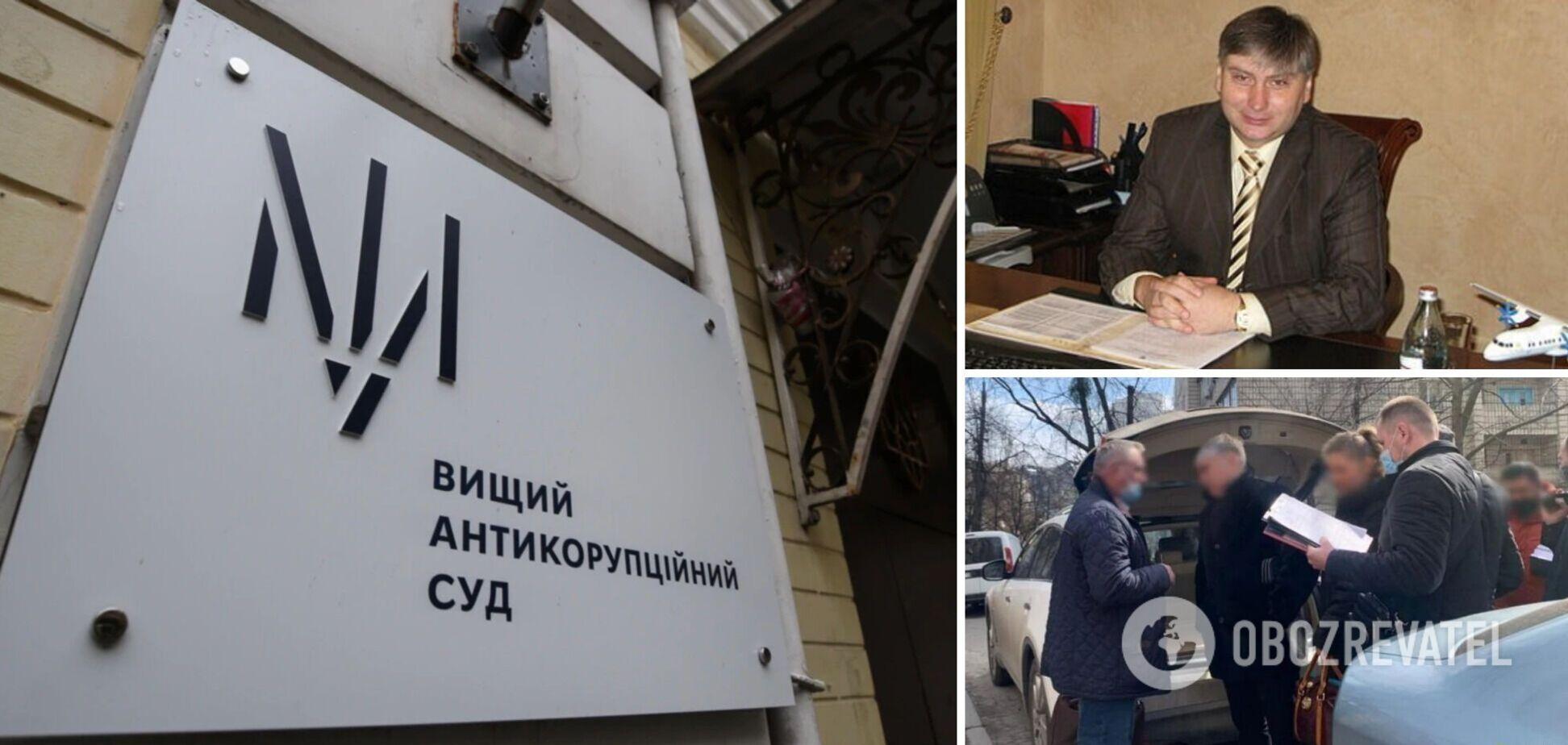 У задержанного брата судьи Вовка нашли еще одну квартиру с сейфами