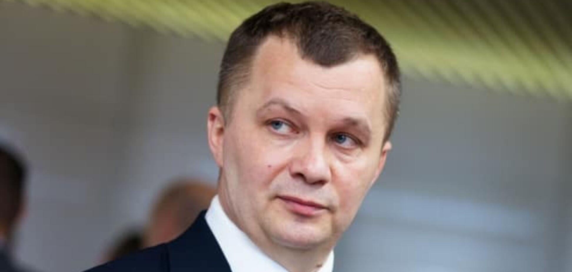Украинцы в сети высмеяли новый ляп Милованова