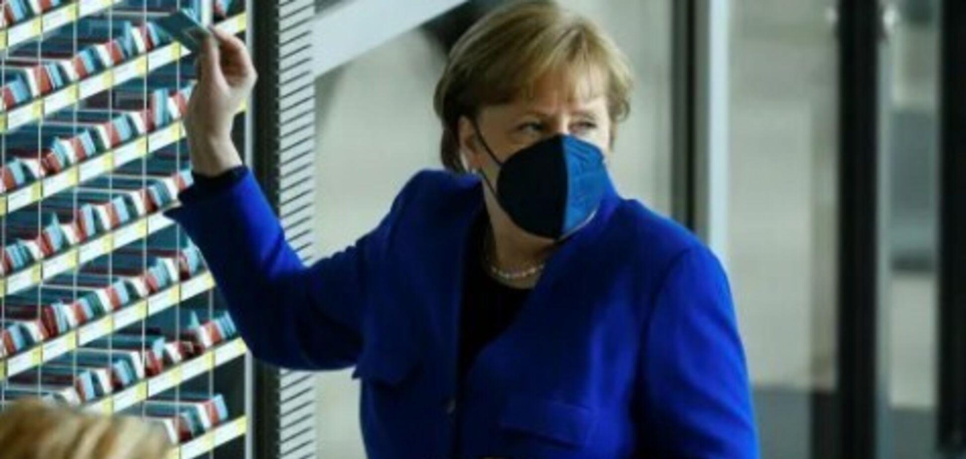 Меркель відправила делегацію в США для обговорення 'Північного потоку-2'