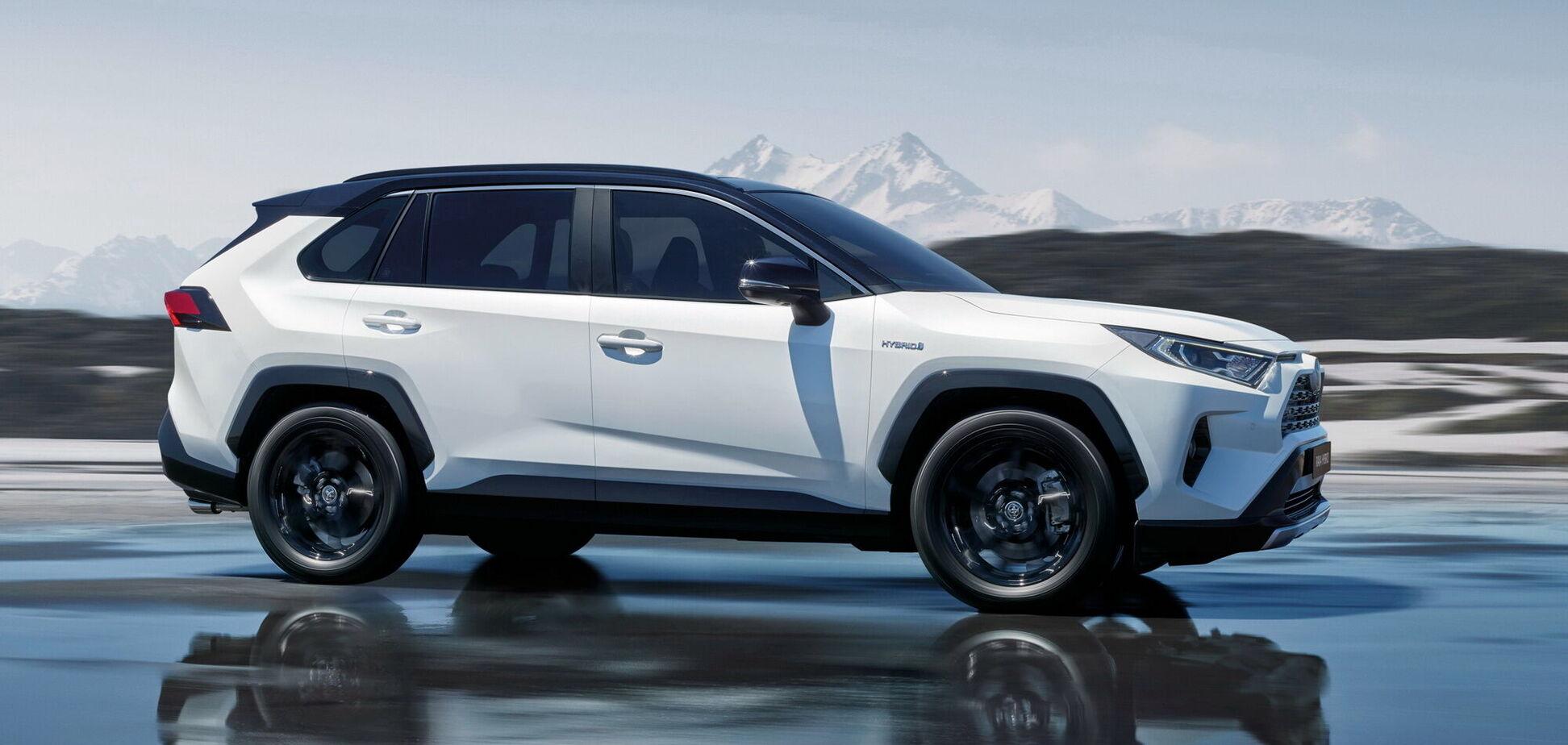 Майские продажи легковых автомобилей в Украине превысили 8,5 тысяч