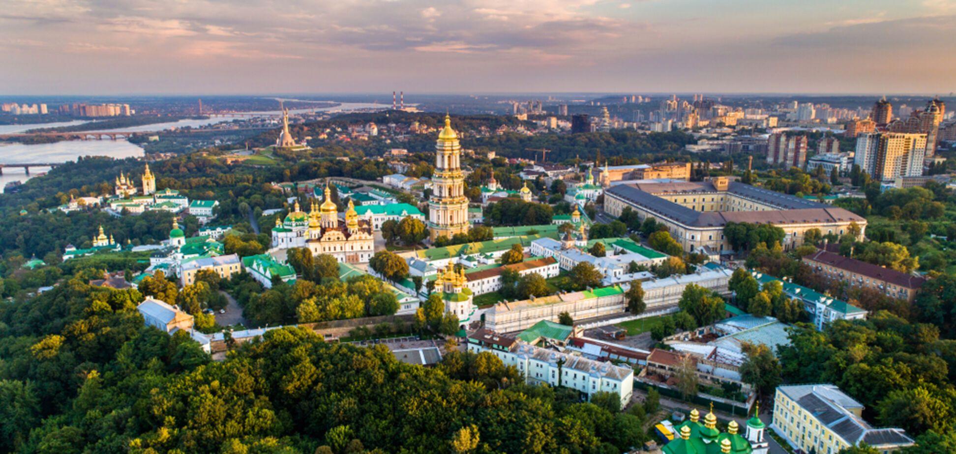 У Києві створять нові зелені зони: список адрес