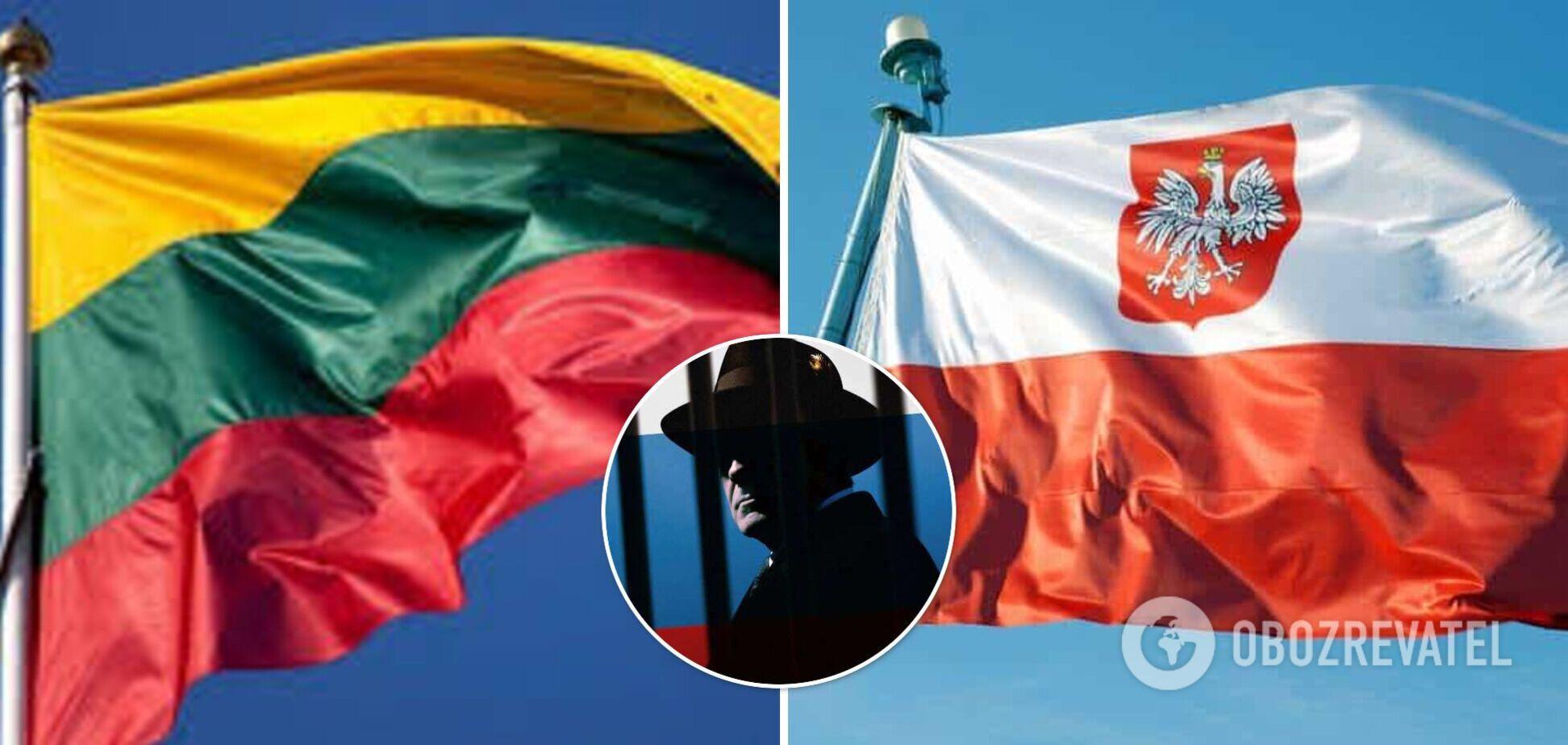 Литва і Польща заявили про виявлення російських шпигунів. Подробиці міжнародного скандалу