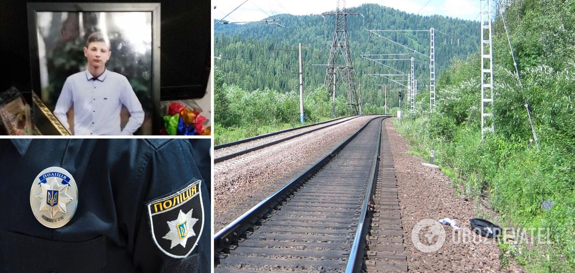 Був мертвим до того, як опинився під поїздом? Загибель підлітка на Чернігівщині визнали 'випадковою', батьки обурені