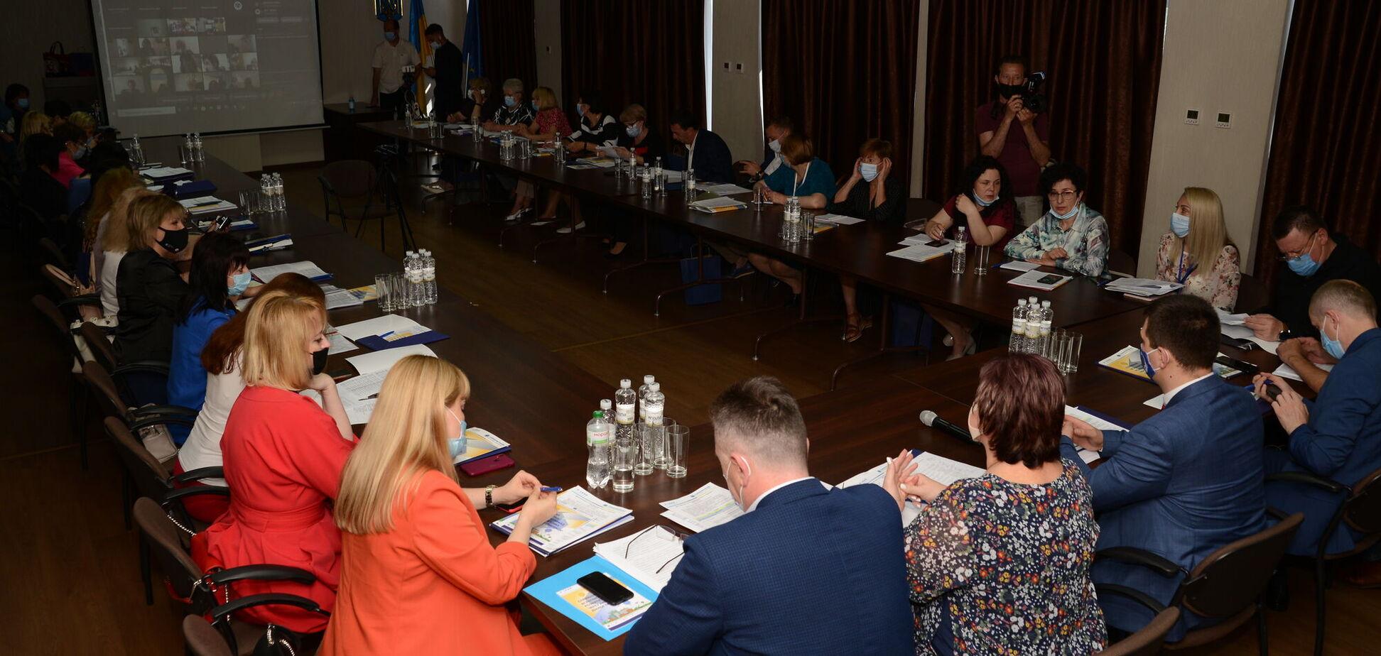 В Днепре проведут диалоговое мероприятие по социальной защите и обеспечению
