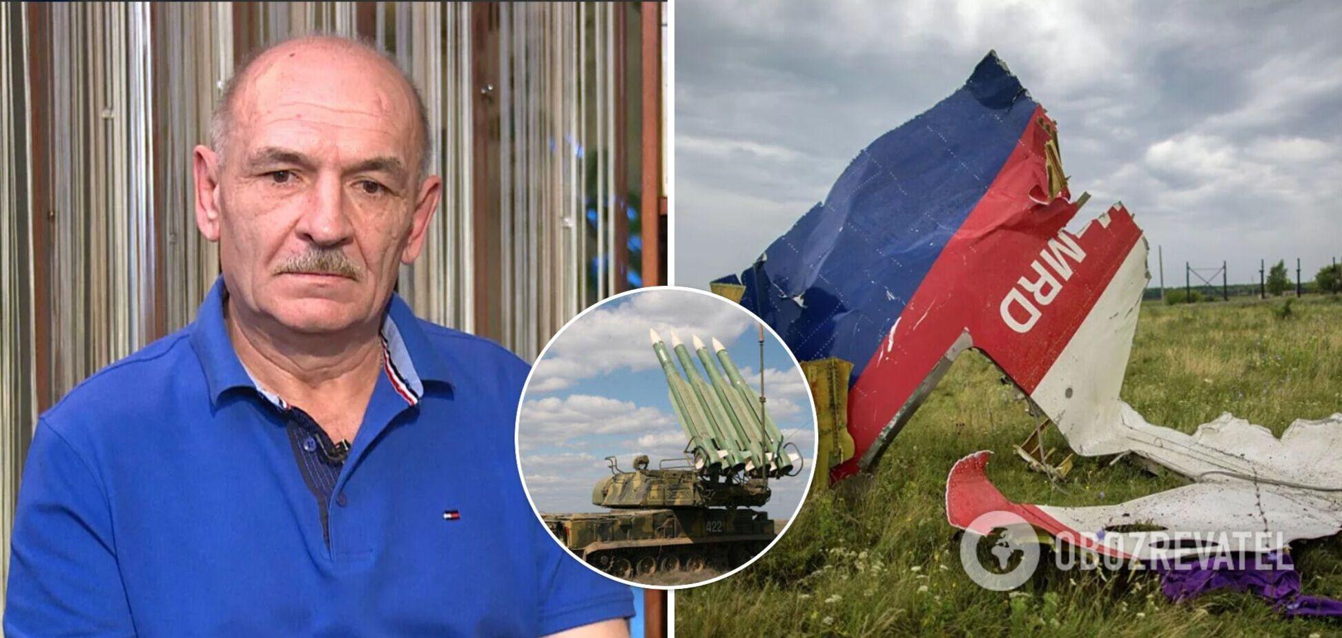 Підозрюваний у справі MH17 Цемах заявив, що ніколи не бачив 'Бук' на Донбасі