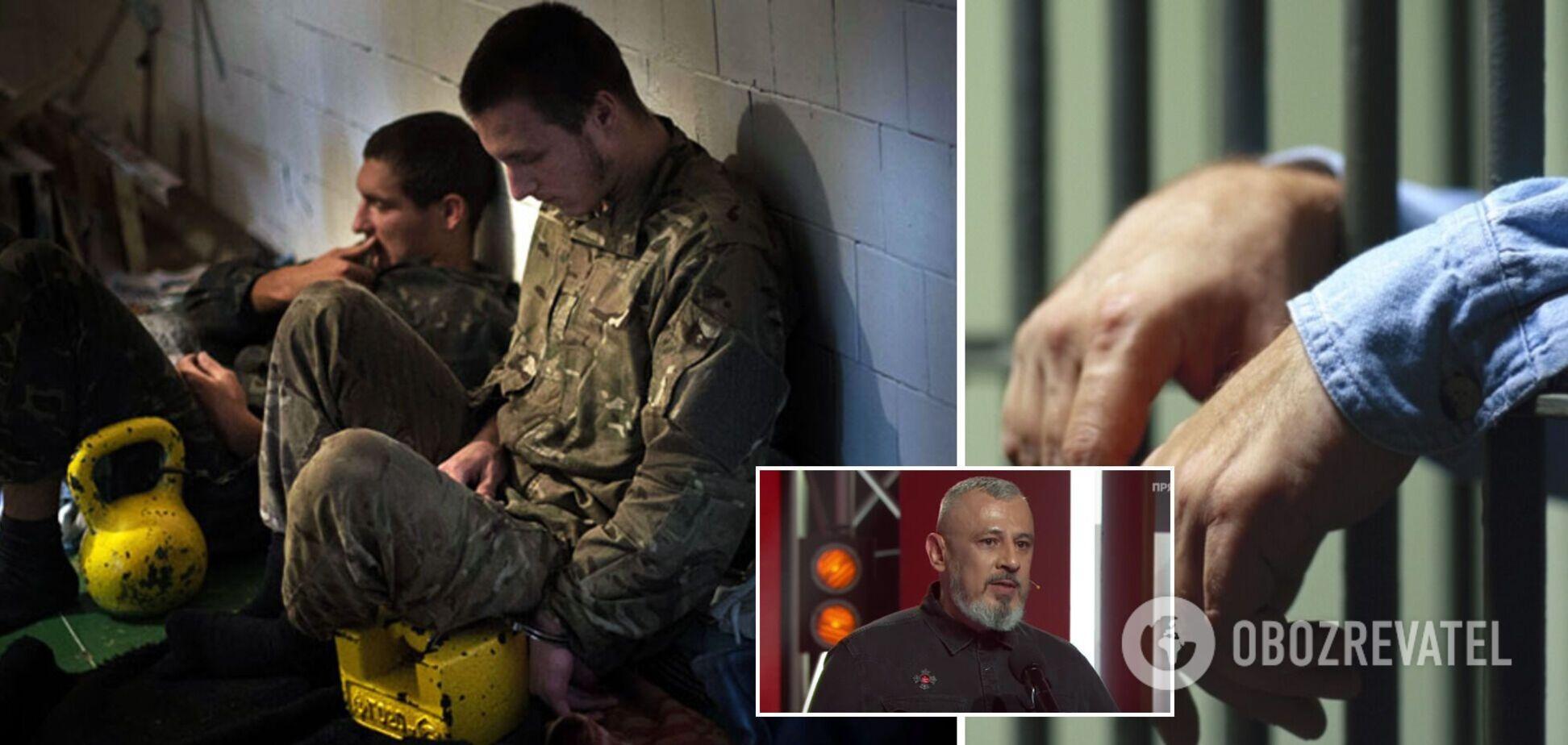 Екскуратор 'Кривбасу' – про жахи полону на Донбасі: воїнам сточували зуби напильником та відбивали геніталії струмом