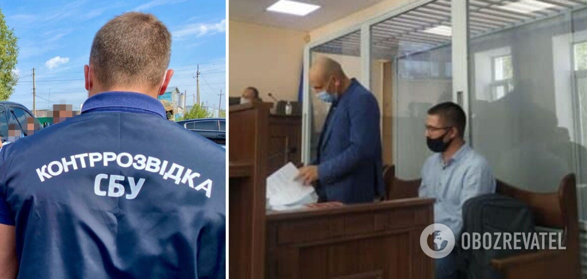 Гливинского уволили со службы и арестовали