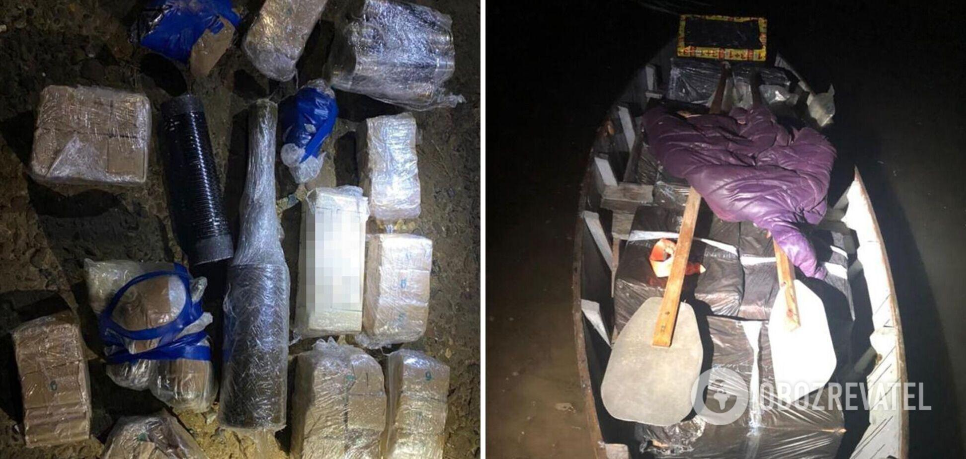 СБУ поймала банду, которая переправляла мигрантов и оружие