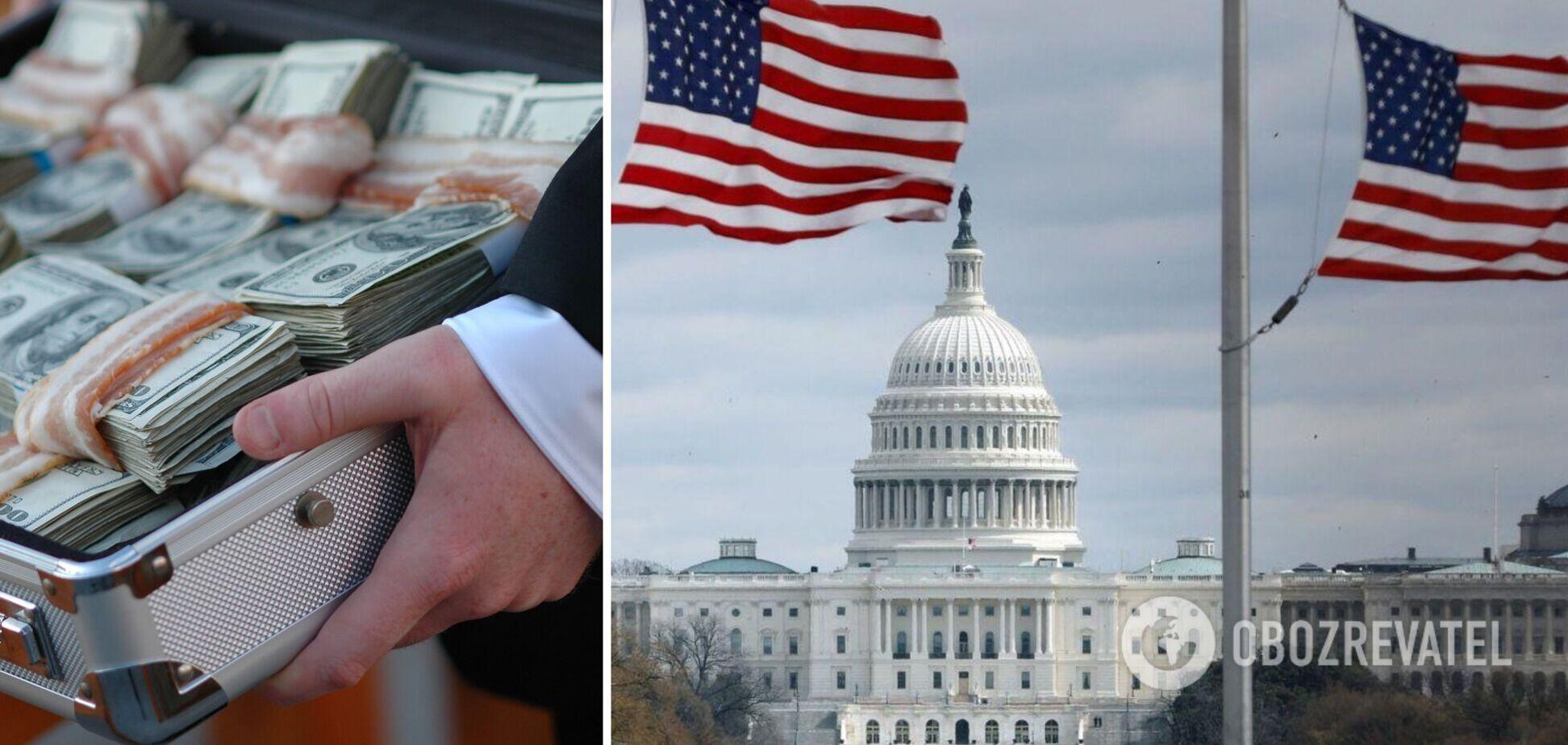 В Конгрессе США решили бороться с коррупцией за границей