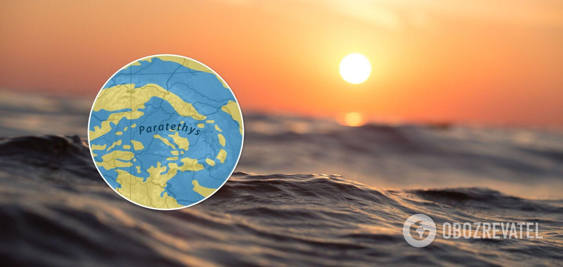 Паратетіс припинив своє існування 6 млн років тому