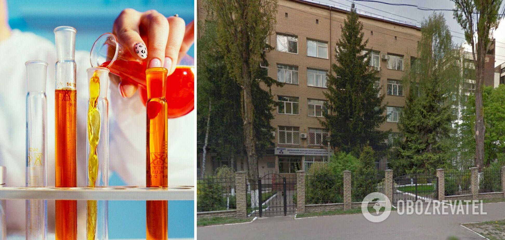 В Киеве женщину заподозрили в краже флаконов с вирусами