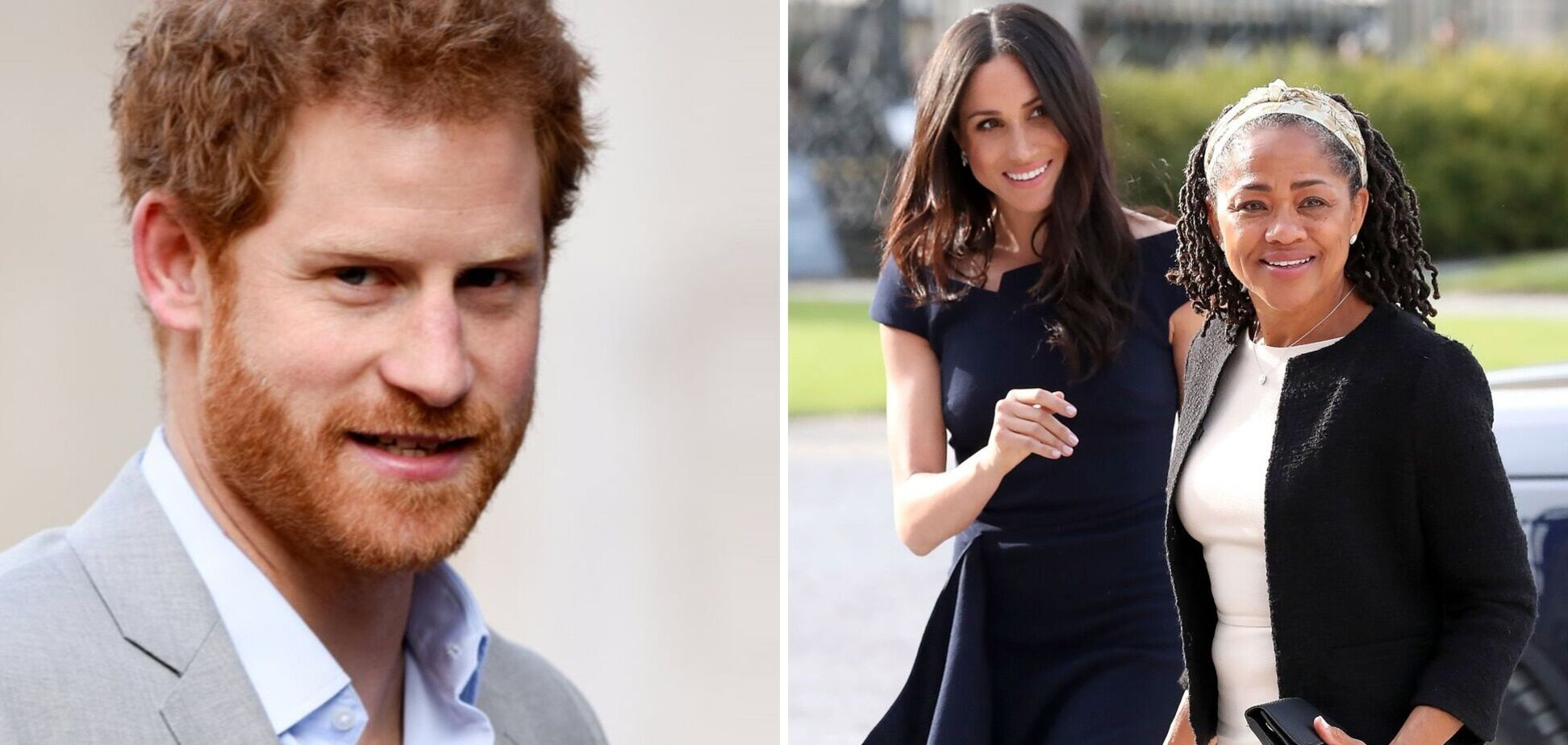 ЗМІ з'ясували, які стосунки у принца Гаррі з тещею
