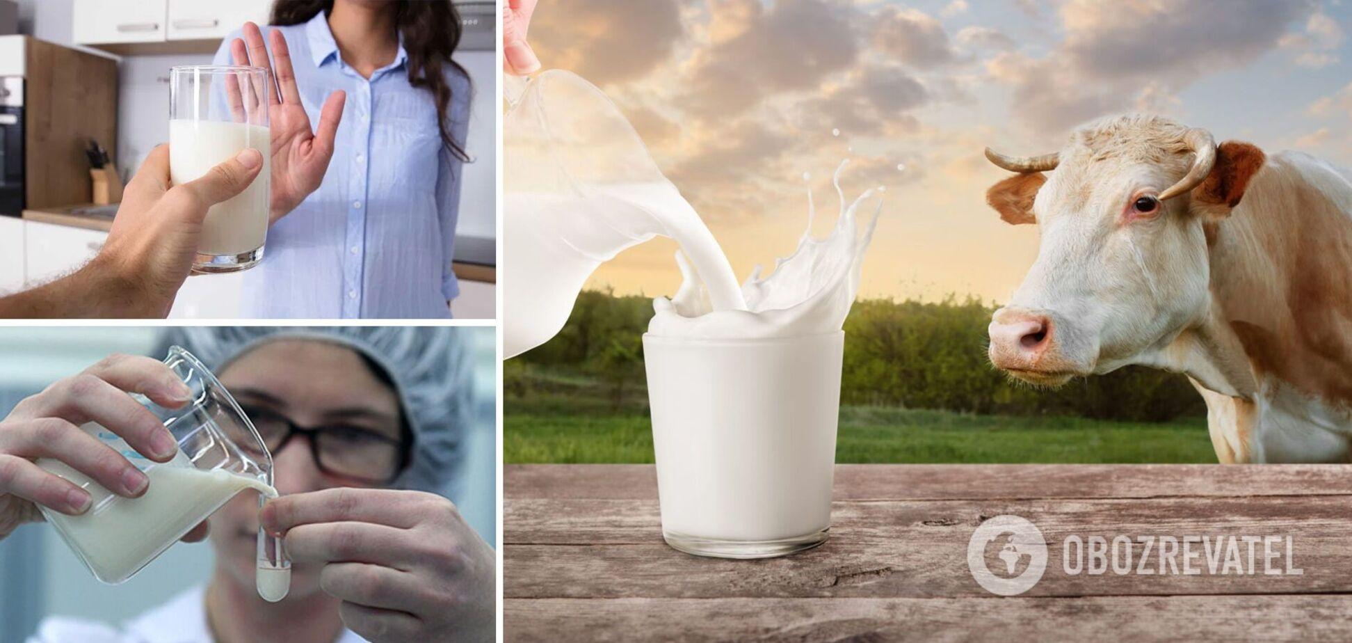 В молоко добавляют соду, моющие средства и антибиотики